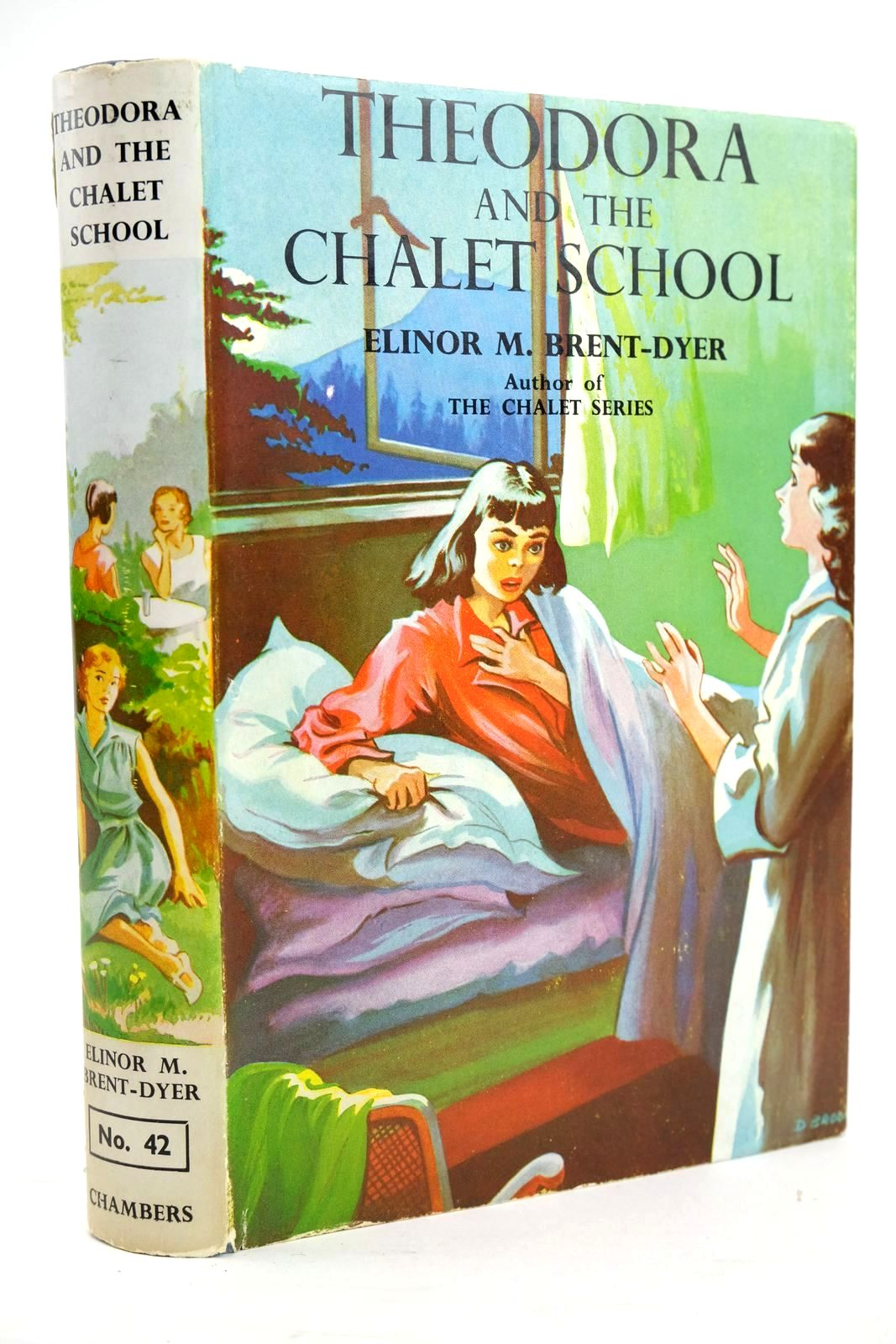 Photo of THEODORA AND THE CHALET SCHOOL written by Brent-Dyer, Elinor M. illustrated by Brook, D. published by W. & R. Chambers Limited (STOCK CODE: 1319457)  for sale by Stella & Rose's Books