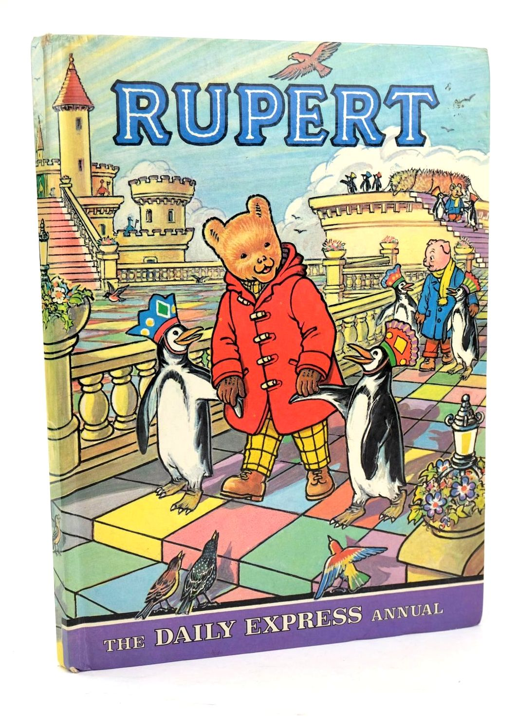 Photo of RUPERT ANNUAL 1977 illustrated by Cubie, Alex published by Daily Express (STOCK CODE: 1319466)  for sale by Stella & Rose's Books