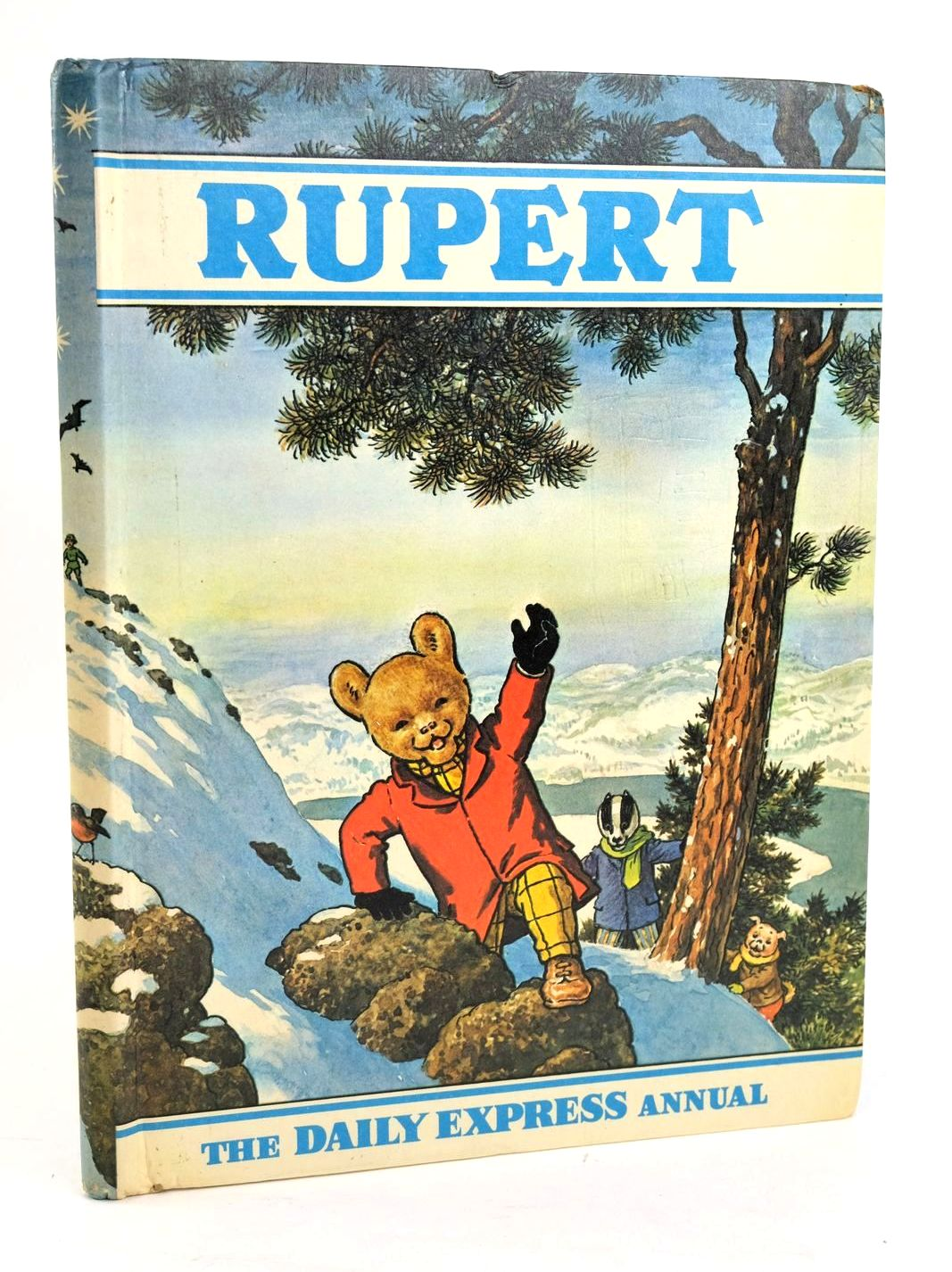Photo of RUPERT ANNUAL 1970 written by Bestall, Alfred illustrated by Bestall, Alfred published by Daily Express (STOCK CODE: 1319468)  for sale by Stella & Rose's Books