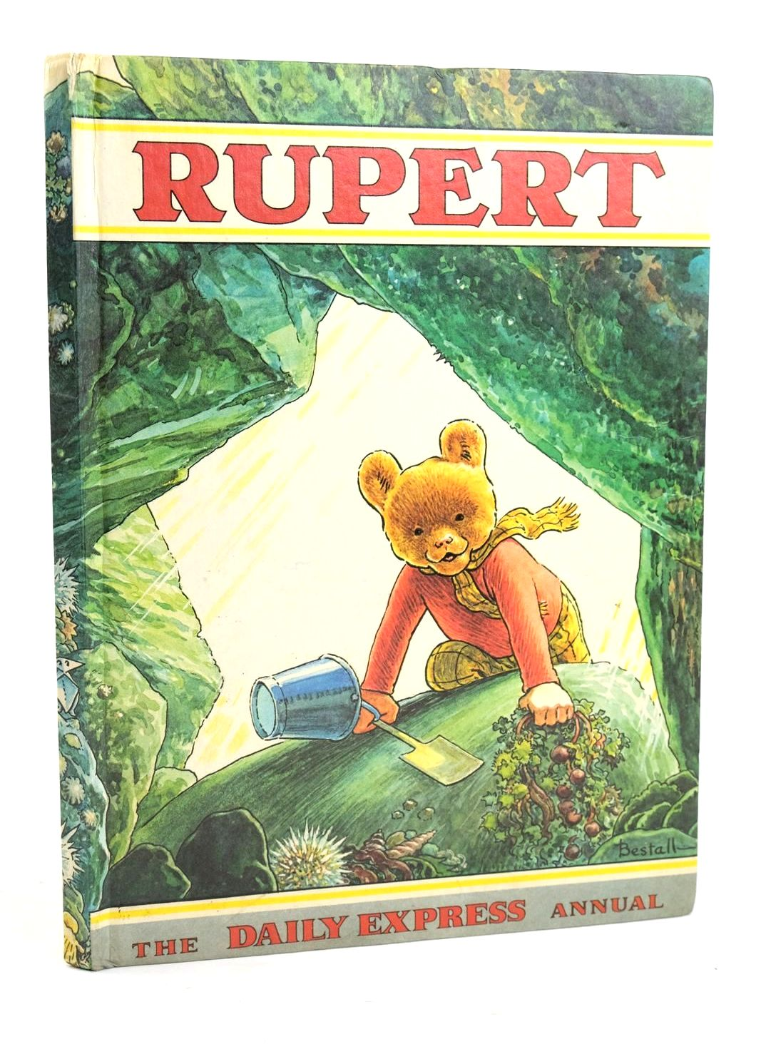 Photo of RUPERT ANNUAL 1971 written by Bestall, Alfred illustrated by Bestall, Alfred published by Daily Express (STOCK CODE: 1319469)  for sale by Stella & Rose's Books