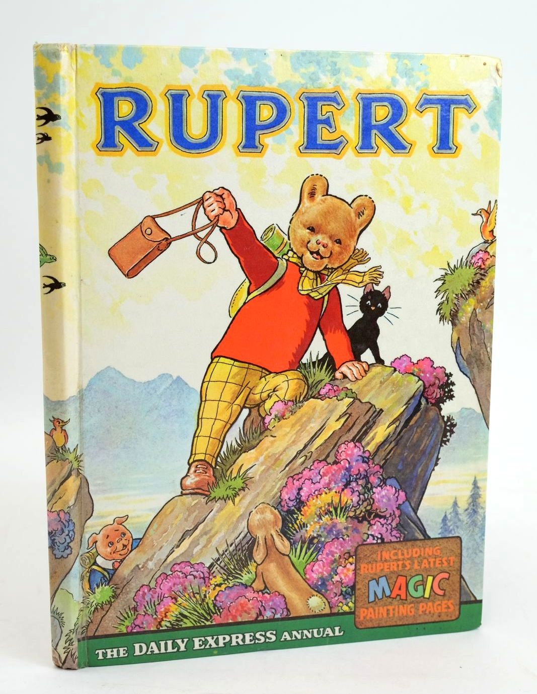 Photo of RUPERT ANNUAL 1964 written by Bestall, Alfred illustrated by Bestall, Alfred published by Daily Express (STOCK CODE: 1319470)  for sale by Stella & Rose's Books