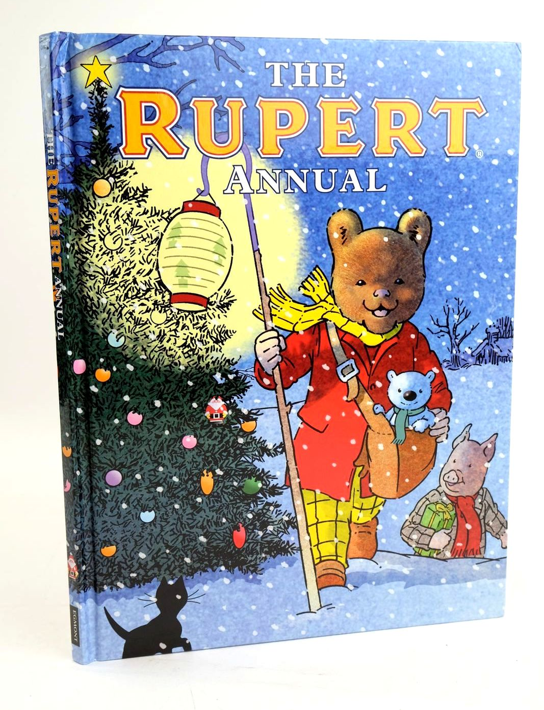 Photo of RUPERT ANNUAL 2014 written by Trotter, Stuart illustrated by Trotter, Stuart Cubie, Alex Harrold, John published by Egmont Uk Limited (STOCK CODE: 1319471)  for sale by Stella & Rose's Books