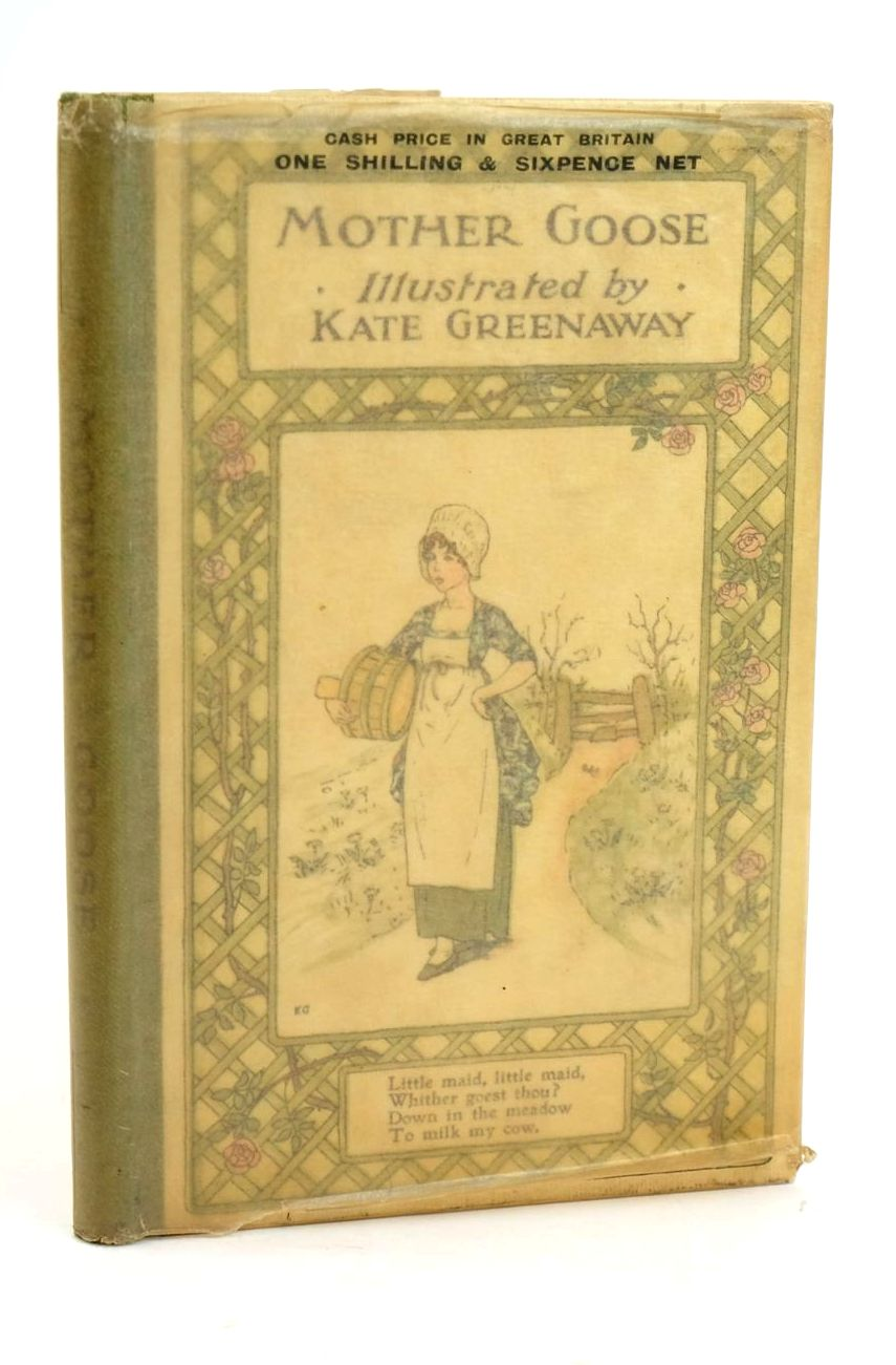 Photo of MOTHER GOOSE OR THE OLD NURSERY RHYMES- Stock Number: 1319476