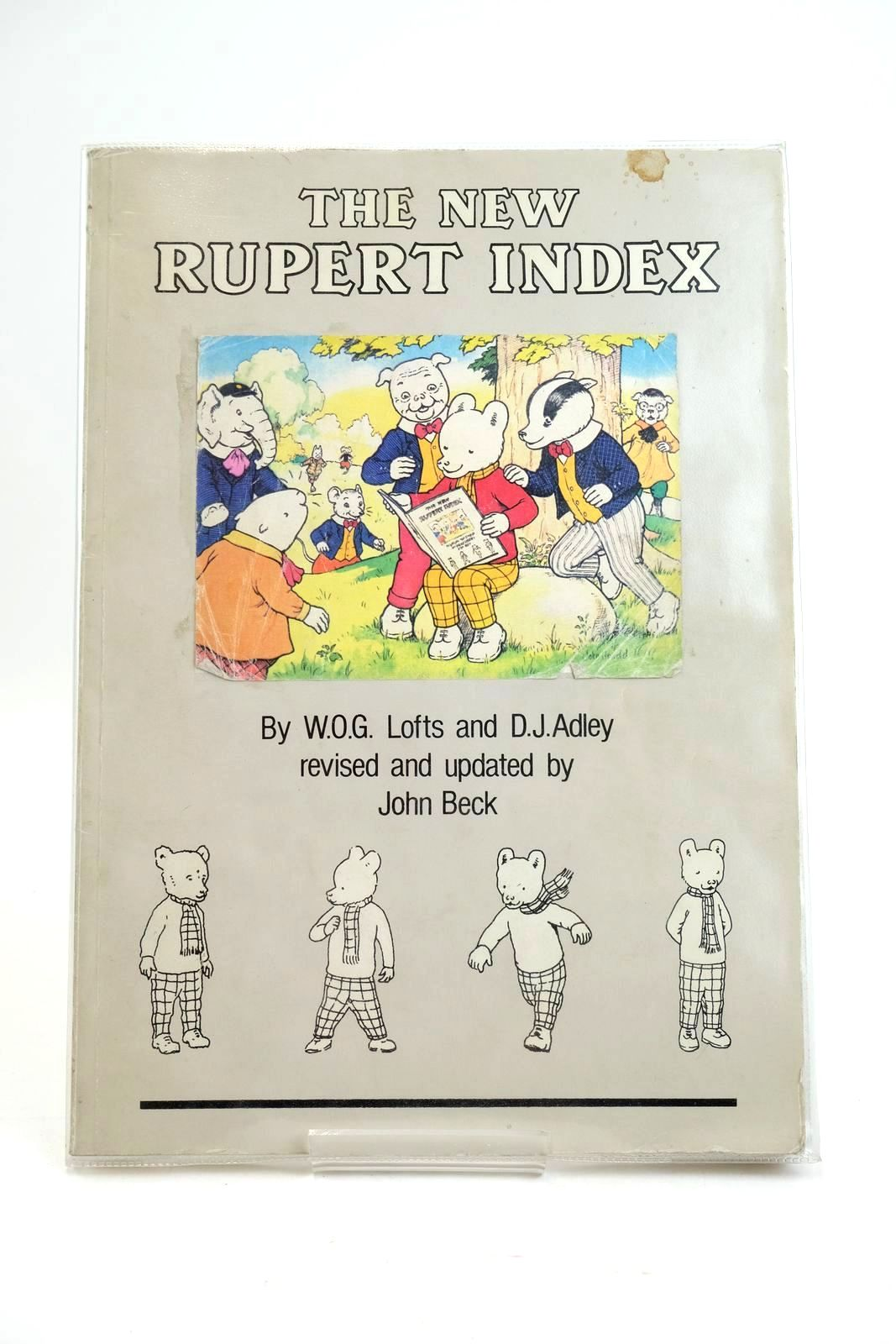 Photo of THE NEW RUPERT INDEX- Stock Number: 1319486