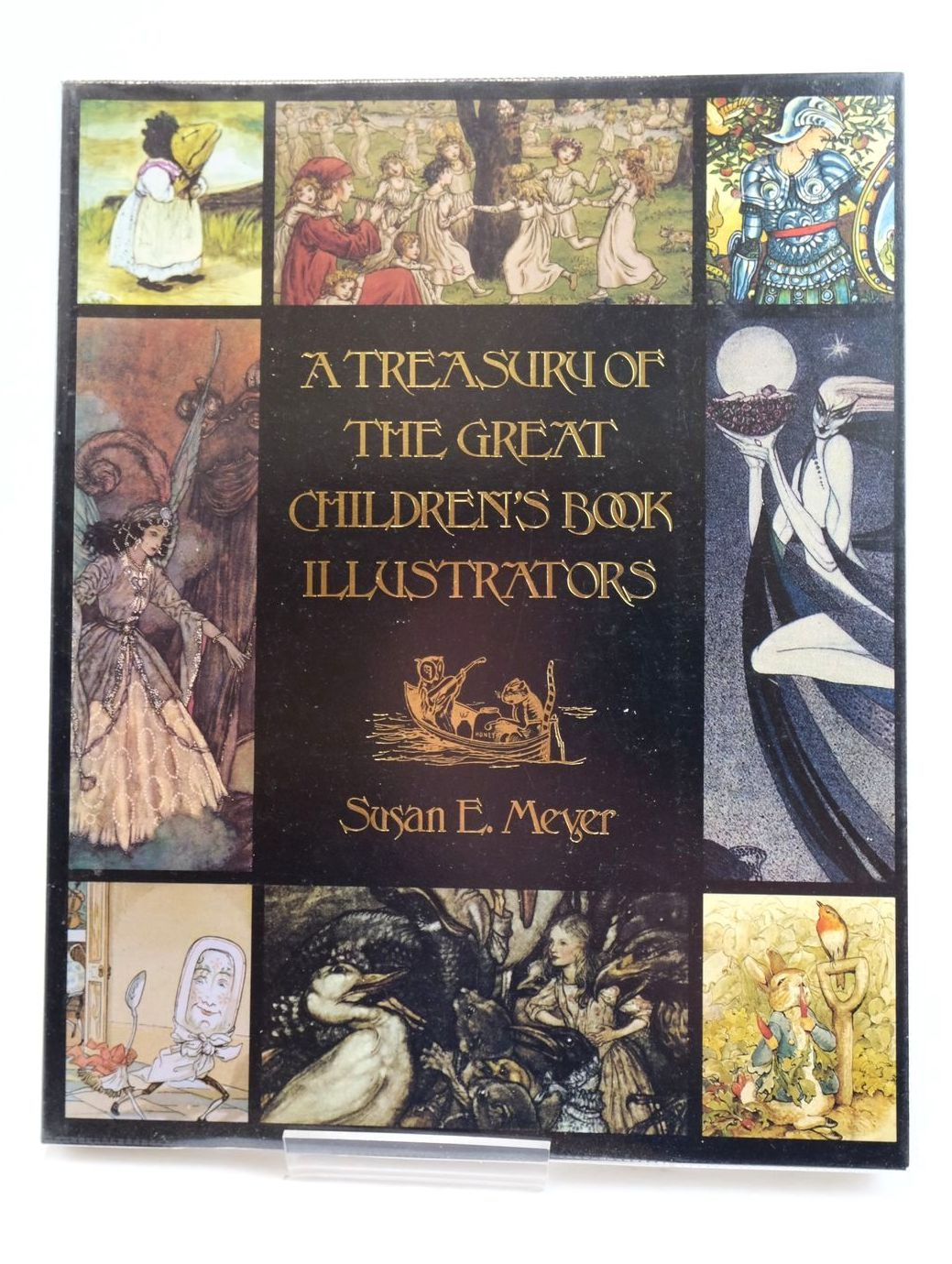 Photo of A TREASURY OF THE GREAT CHILDREN'S BOOK ILLUSTRATORS written by Meyer, Susan E. published by Harry N. Abrams (STOCK CODE: 1319490)  for sale by Stella & Rose's Books