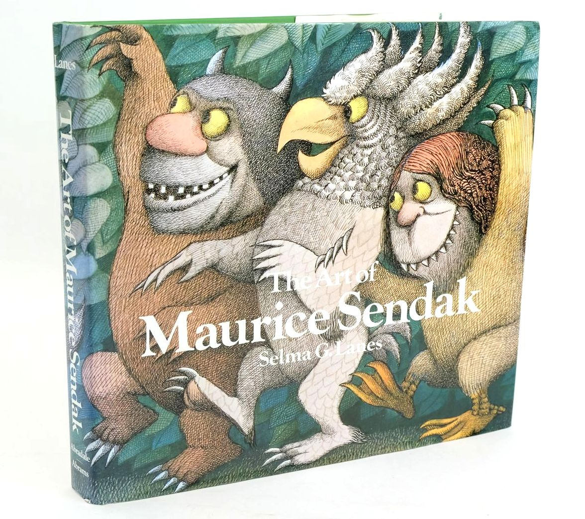 Photo of THE ART OF MAURICE SENDAK- Stock Number: 1319491