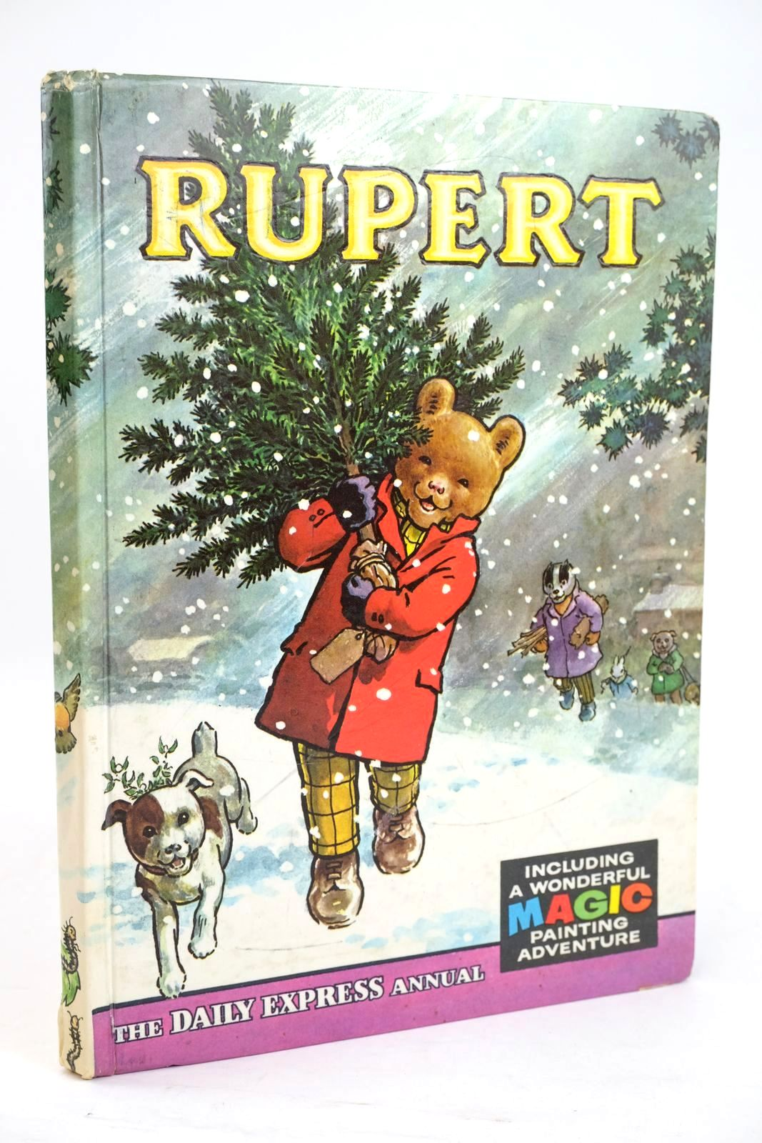 Photo of RUPERT ANNUAL 1965 written by Bestall, Alfred illustrated by Bestall, Alfred published by Daily Express (STOCK CODE: 1319494)  for sale by Stella & Rose's Books