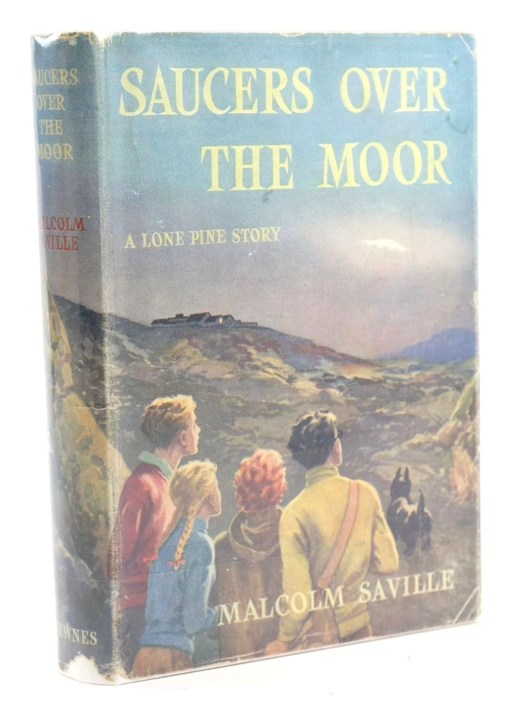 Photo of SAUCERS OVER THE MOOR- Stock Number: 1319500
