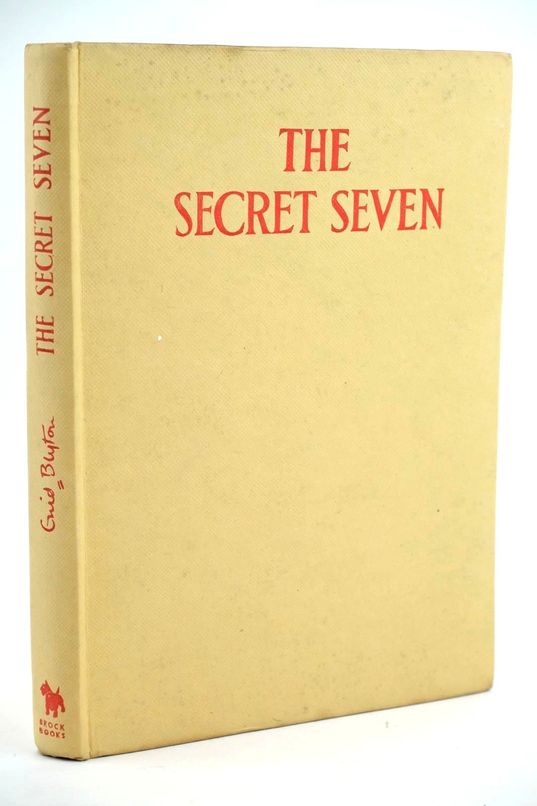 Photo of THE SECRET SEVEN written by Blyton, Enid illustrated by Brook, George published by The Brockhampton Press Ltd. (STOCK CODE: 1319505)  for sale by Stella & Rose's Books