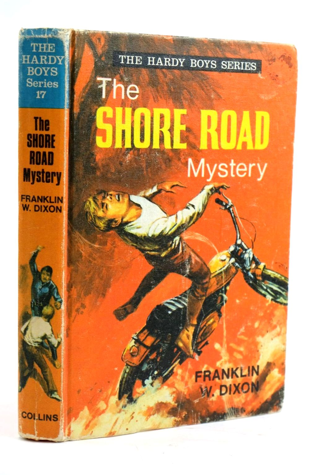 Photo of THE SHORE ROAD MYSTERY- Stock Number: 1319523