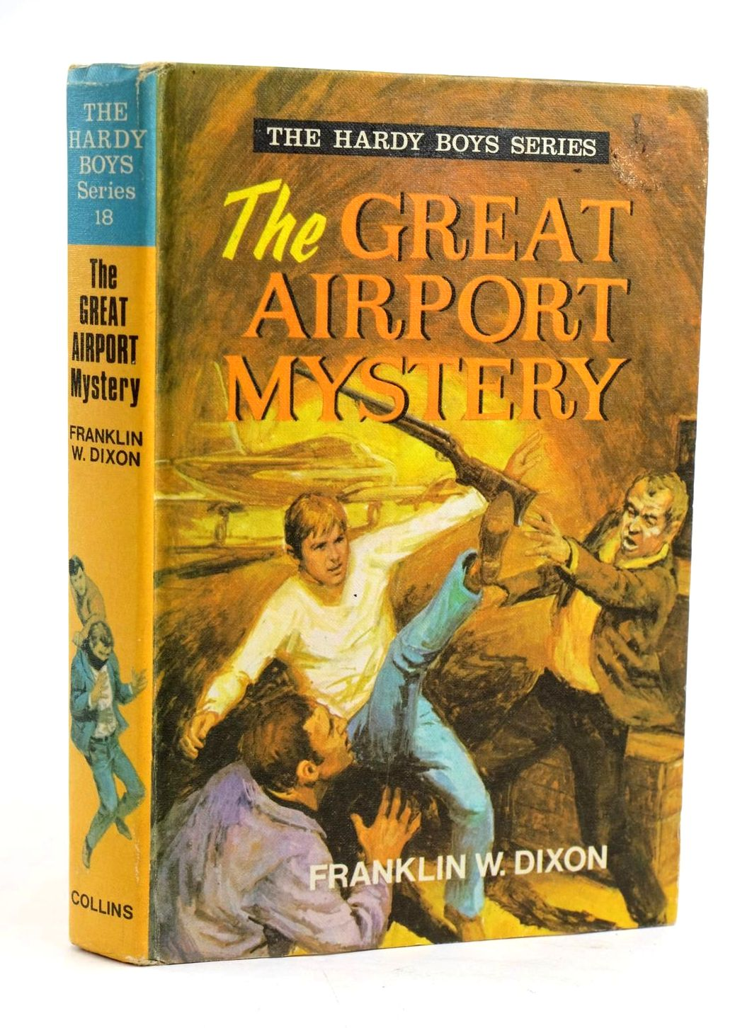 Photo of THE GREAT AIRPORT MYSTERY- Stock Number: 1319524