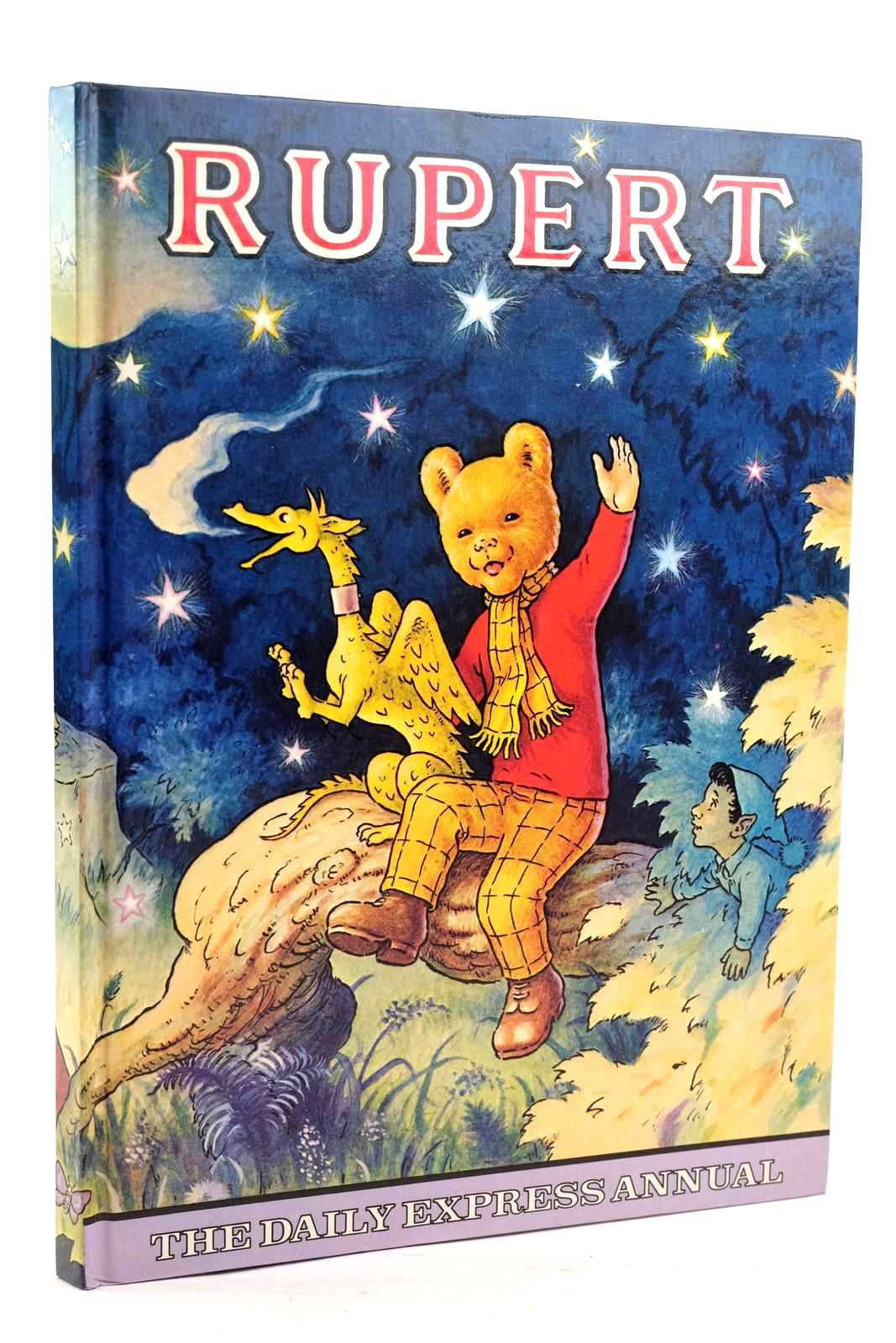 Photo of RUPERT ANNUAL 1979 illustrated by Harrold, John published by Daily Express (STOCK CODE: 1319526)  for sale by Stella & Rose's Books