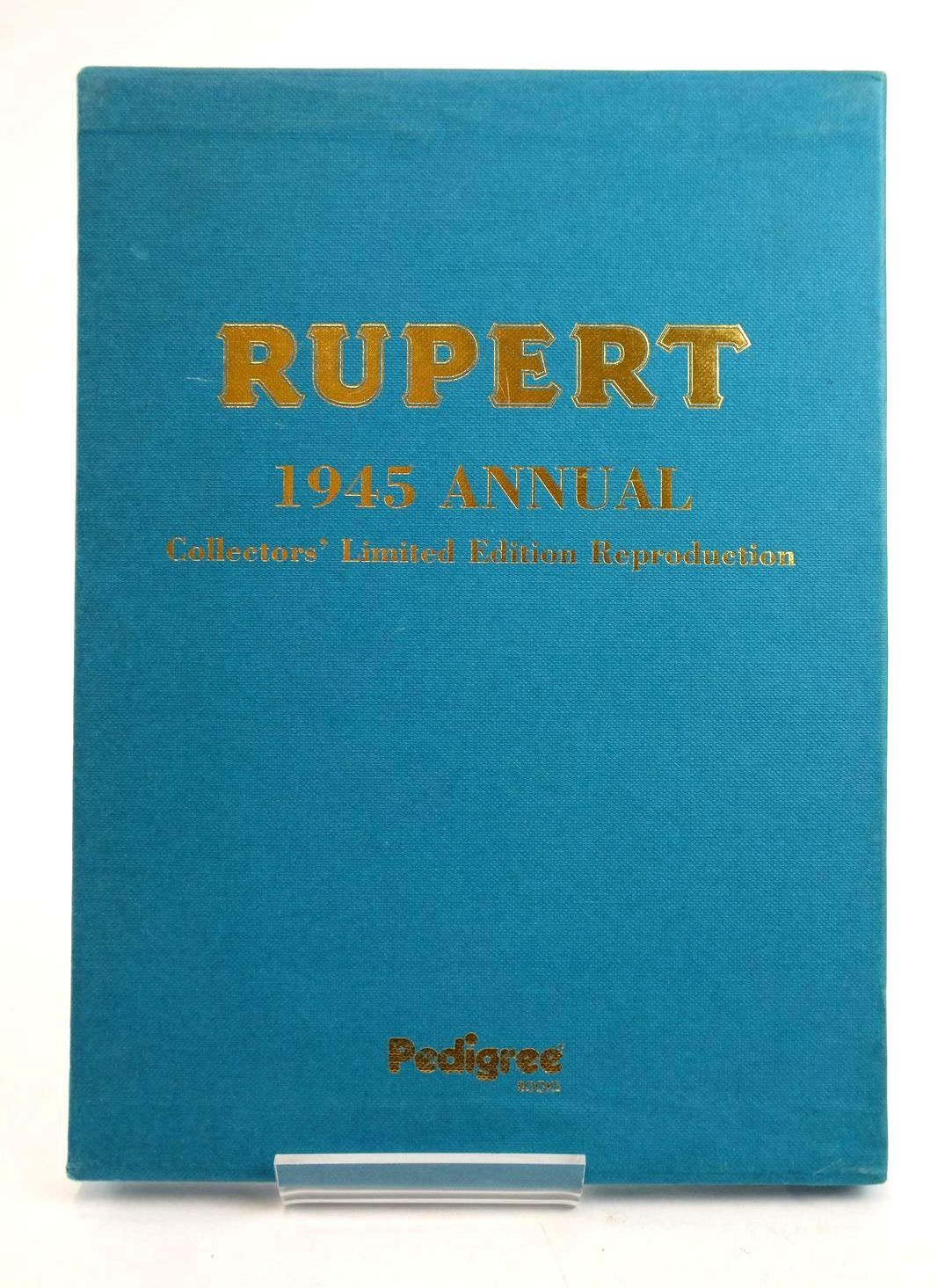 Photo of RUPERT ANNUAL 1945 (FACSIMILE) - A NEW RUPERT BOOK- Stock Number: 1319531