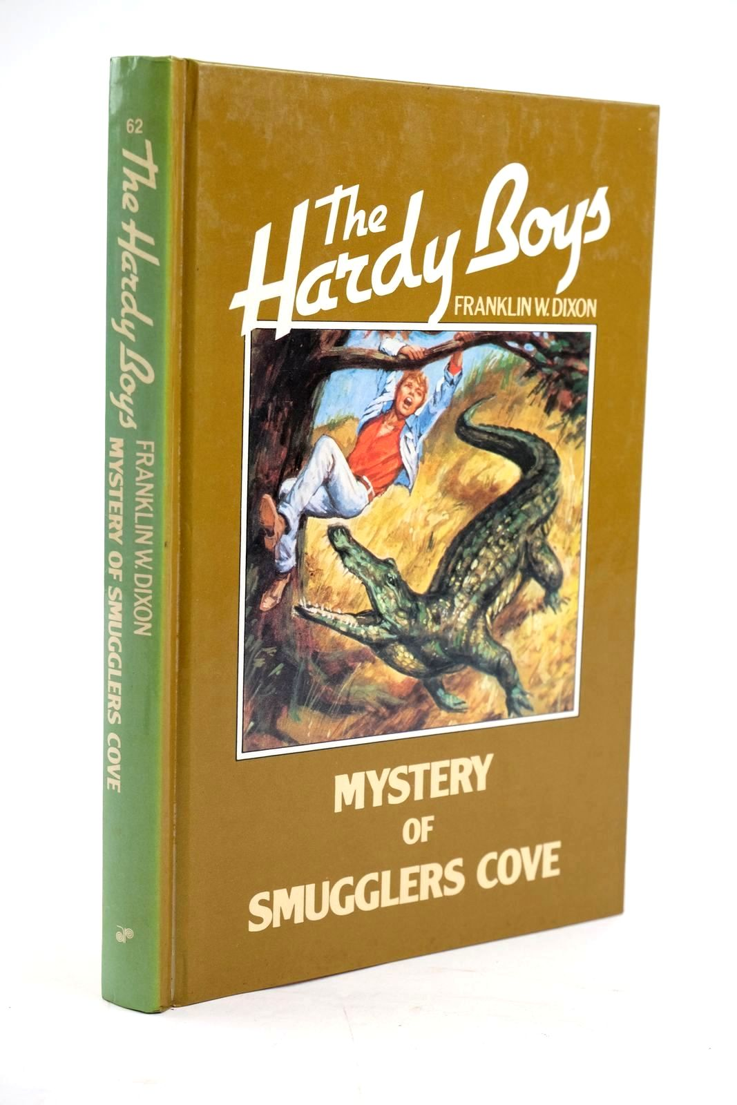 Photo of MYSTERY OF SMUGGLERS COVE written by Dixon, Franklin W. illustrated by Morrill, Leslie published by Angus & Robertson Publishers (STOCK CODE: 1319538)  for sale by Stella & Rose's Books