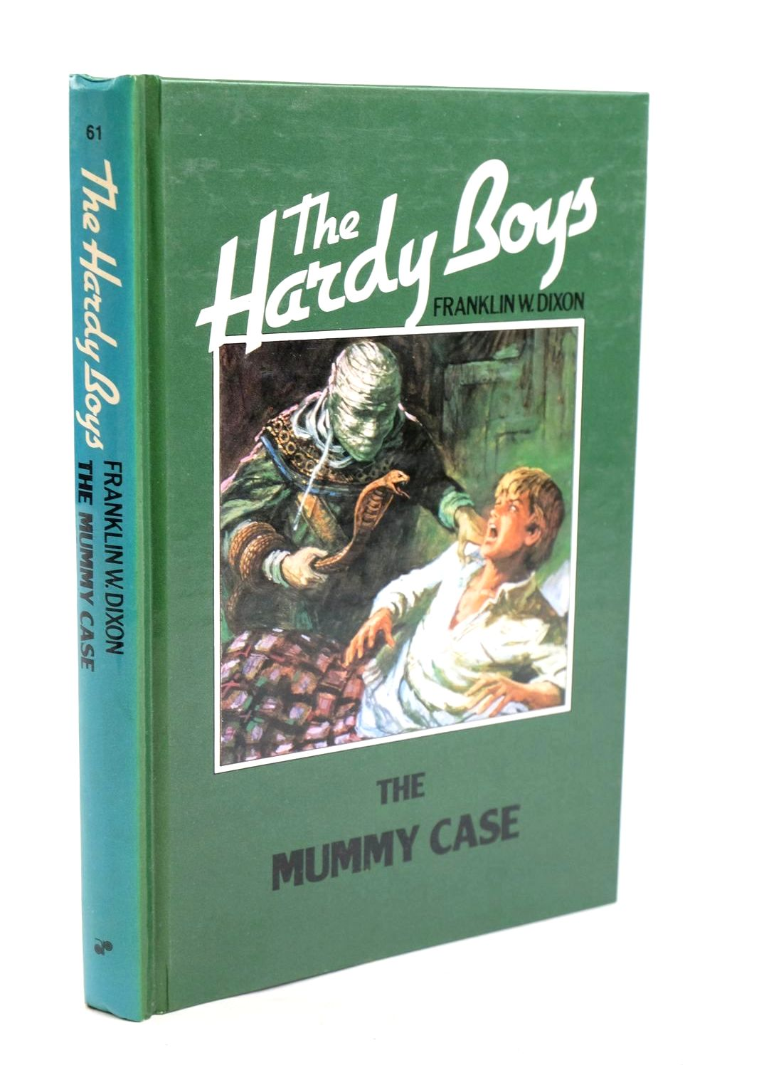Photo of THE MUMMY CASE written by Dixon, Franklin W. illustrated by Morrill, Leslie published by Angus & Robertson Publishers (STOCK CODE: 1319539)  for sale by Stella & Rose's Books