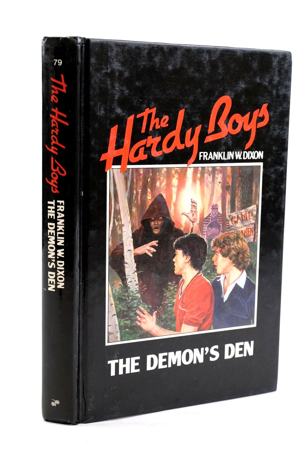 Photo of THE DEMON'S DEN written by Dixon, Franklin W. illustrated by Frame, Paul published by Angus & Robertson Publishers (STOCK CODE: 1319541)  for sale by Stella & Rose's Books