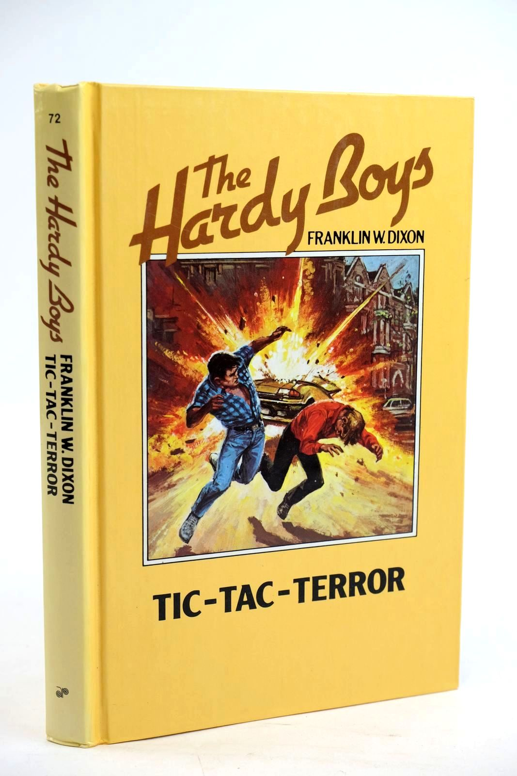 Photo of TIC-TAC-TERROR written by Dixon, Franklin W. illustrated by Morrill, Leslie published by Angus & Robertson Publishers (STOCK CODE: 1319542)  for sale by Stella & Rose's Books