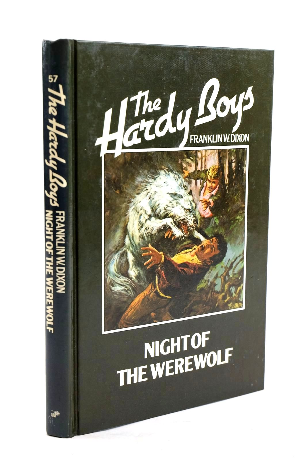 Photo of NIGHT OF THE WEREWOLF written by Dixon, Franklin W. illustrated by Morrill, Leslie published by Angus & Robertson Publishers (STOCK CODE: 1319544)  for sale by Stella & Rose's Books