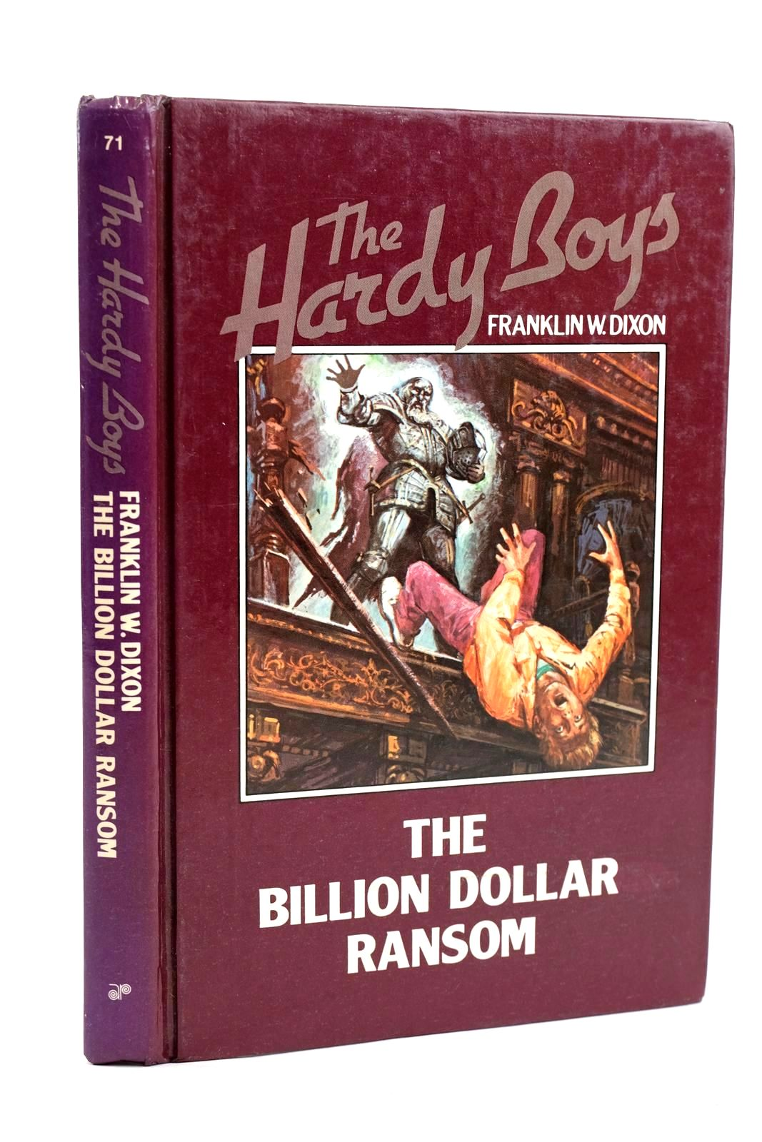 Photo of THE BILLION DOLLAR RANSOM written by Dixon, Franklin W. illustrated by Morrill, Leslie published by Angus & Robertson Publishers (STOCK CODE: 1319545)  for sale by Stella & Rose's Books