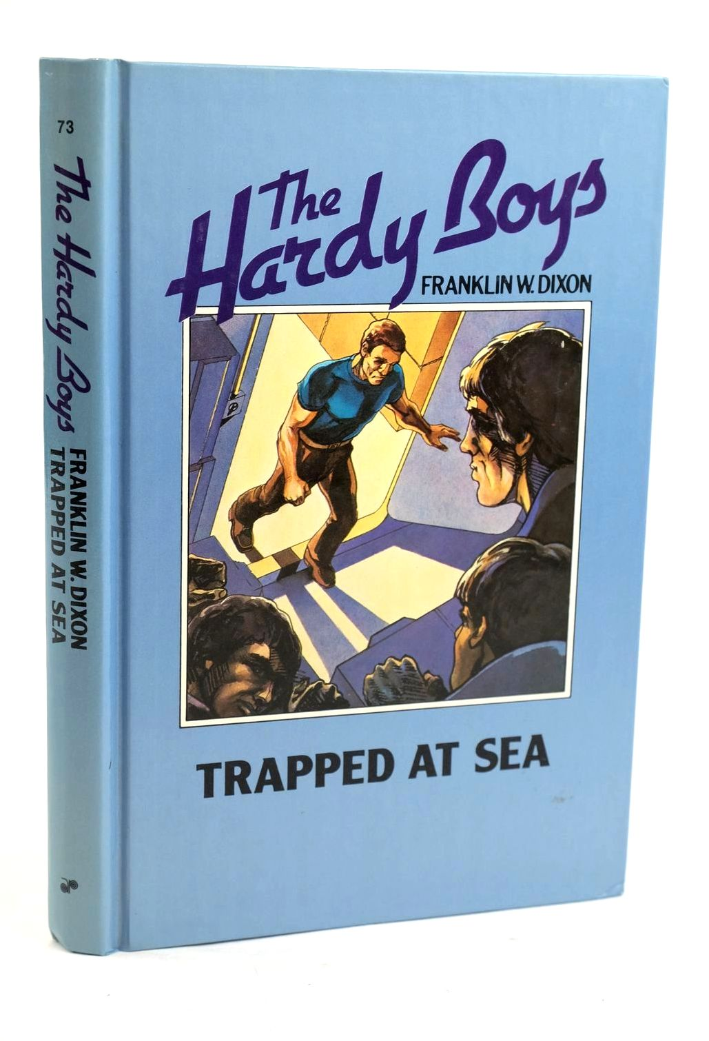 Photo of TRAPPED AT SEA- Stock Number: 1319548