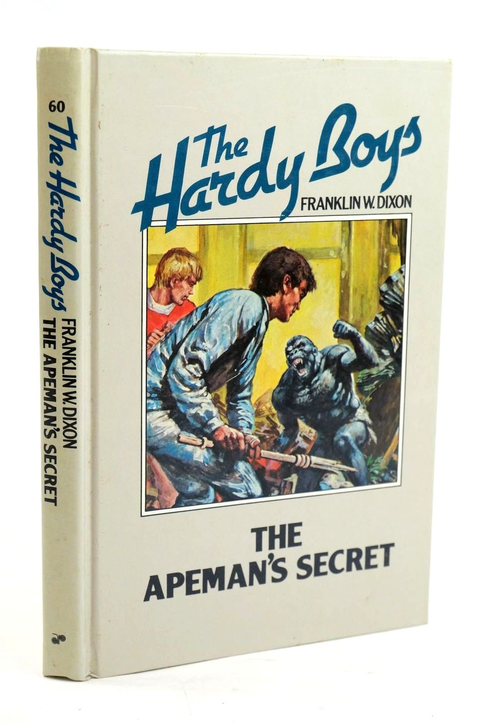 Photo of THE APEMAN'S SECRET written by Dixon, Franklin W. illustrated by Morrill, Leslie published by Angus & Robertson Publishers (STOCK CODE: 1319549)  for sale by Stella & Rose's Books