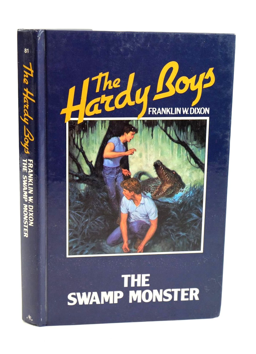 Photo of THE SWAMP MONSTER- Stock Number: 1319551