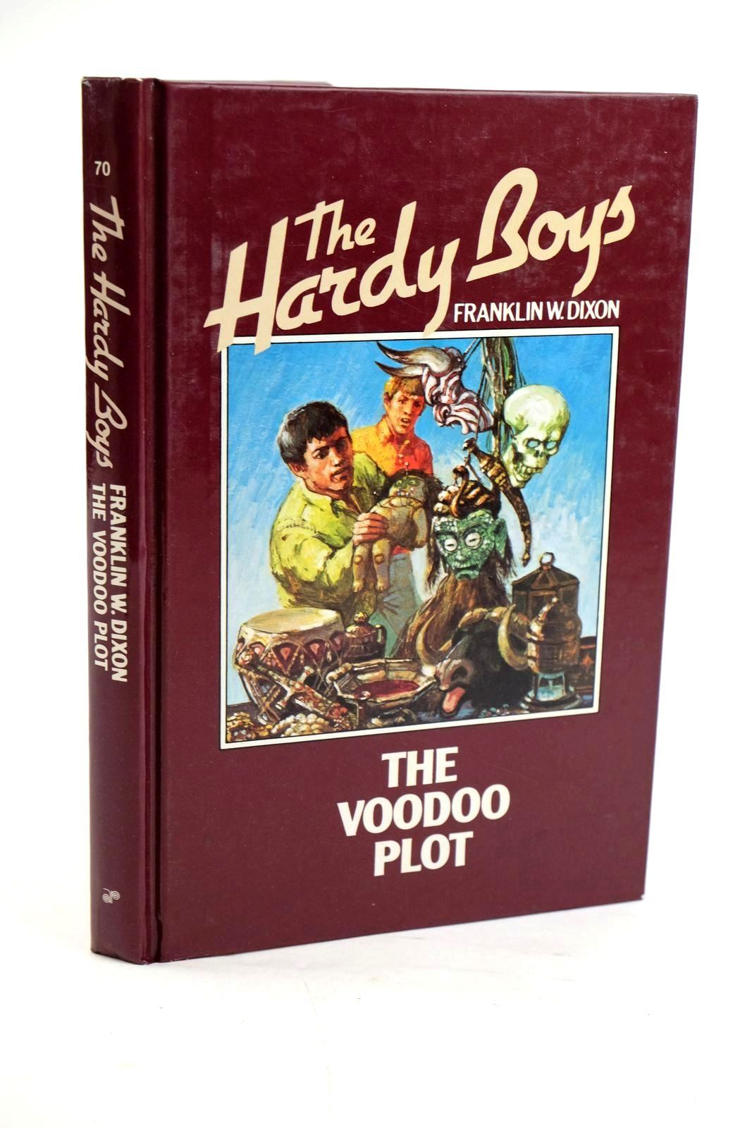 Photo of THE VOODOO PLOT written by Dixon, Franklin W. illustrated by Morrill, Leslie published by Angus & Robertson Publishers (STOCK CODE: 1319552)  for sale by Stella & Rose's Books