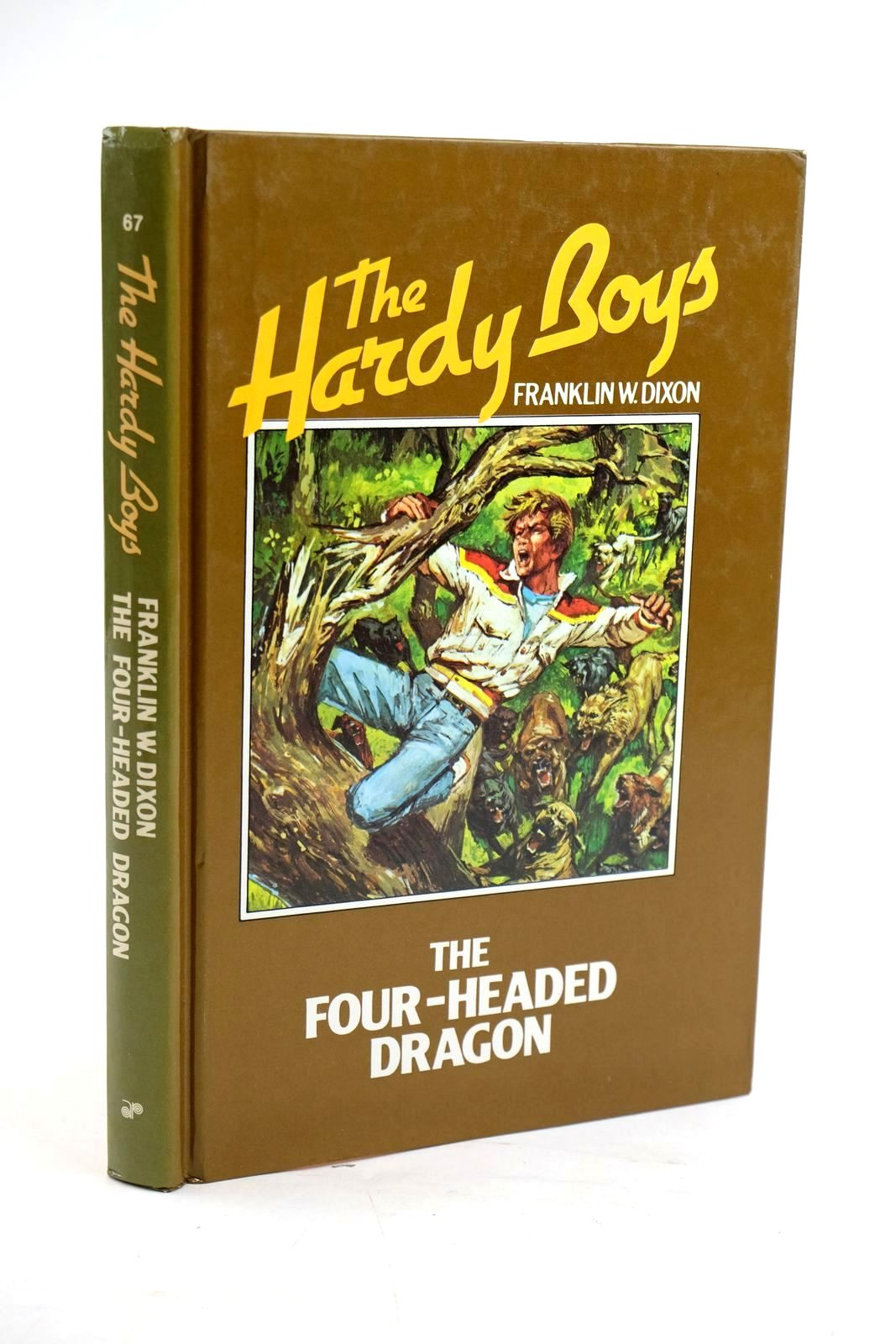 Photo of THE FOUR-HEADED DRAGON written by Dixon, Franklin W. illustrated by Morrill, Leslie published by Angus & Robertson Publishers (STOCK CODE: 1319554)  for sale by Stella & Rose's Books