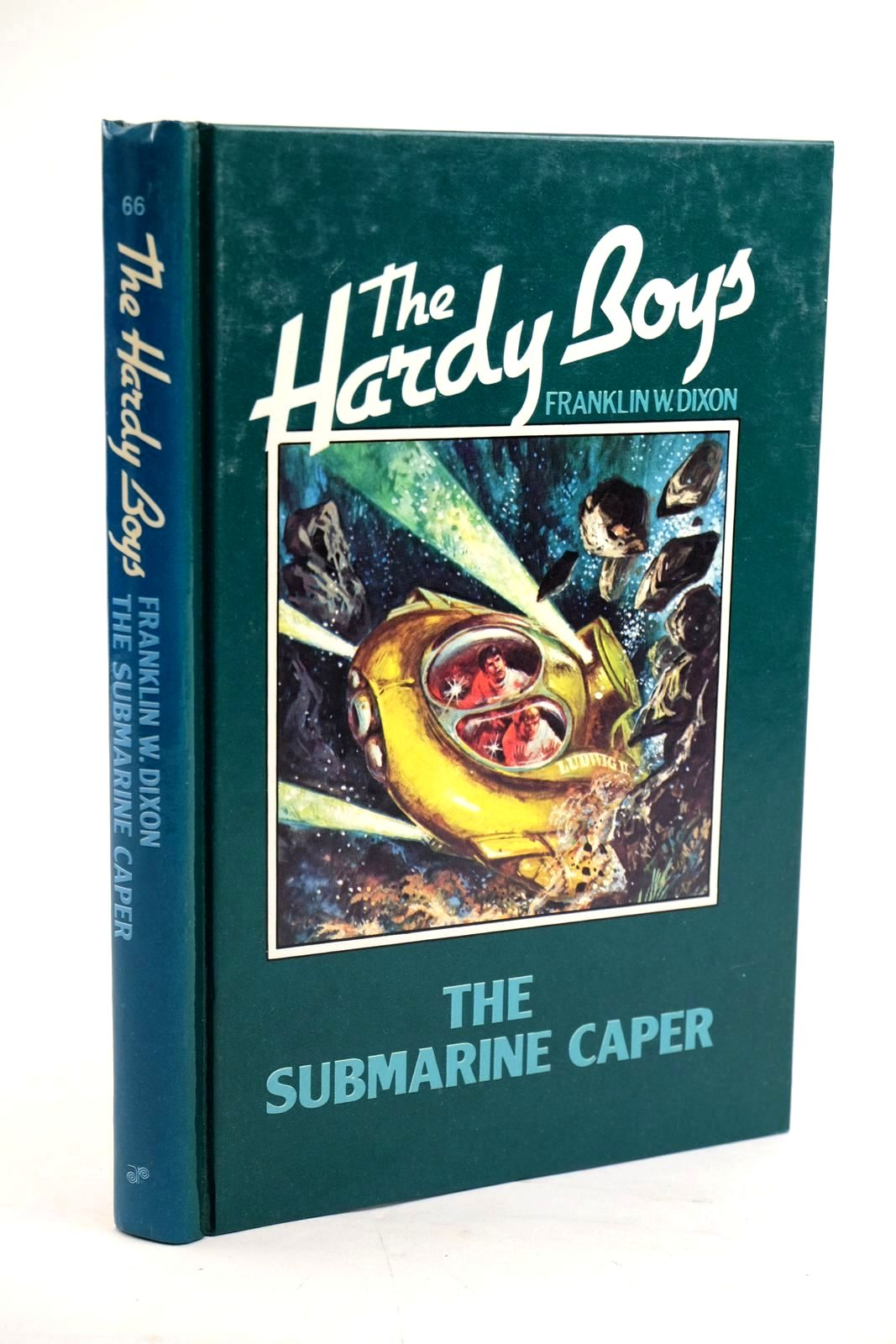 Photo of THE SUBMARINE CAPER written by Dixon, Franklin W. illustrated by Morrill, Leslie published by Angus & Robertson Publishers (STOCK CODE: 1319555)  for sale by Stella & Rose's Books