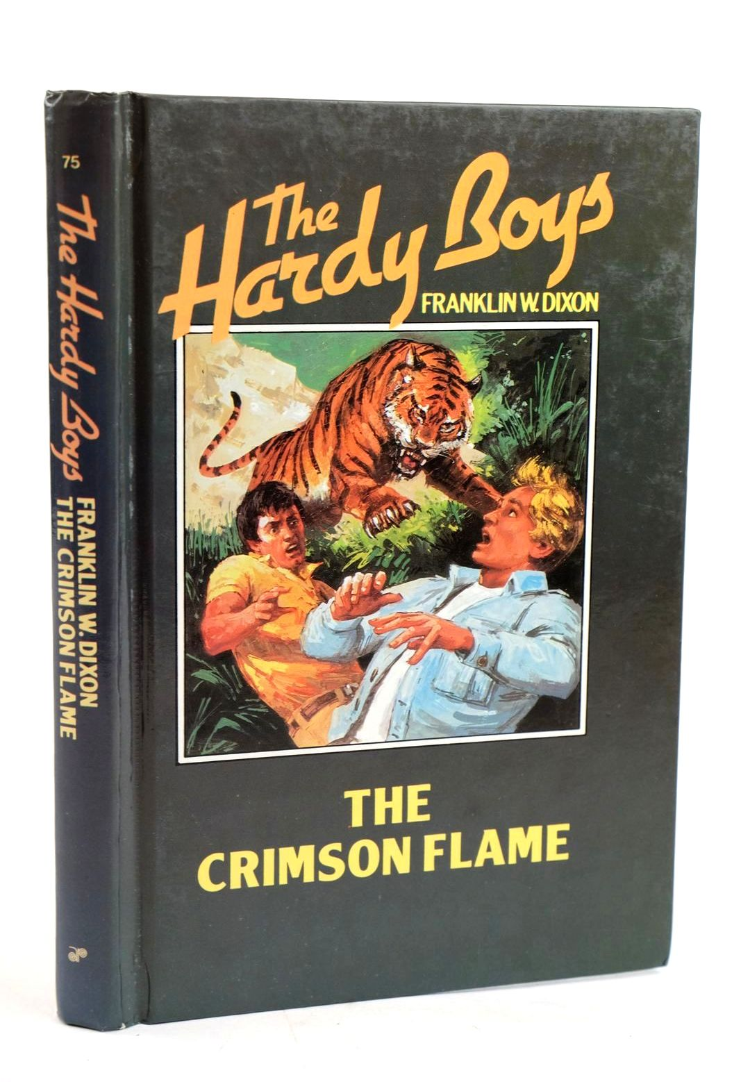 Photo of THE CRIMSON FLAME written by Dixon, Franklin W. illustrated by Frame, Paul published by Angus & Robertson Publishers (STOCK CODE: 1319556)  for sale by Stella & Rose's Books