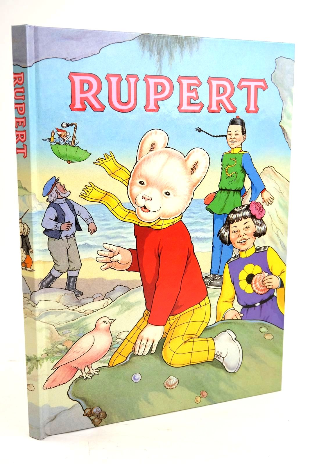 Photo of RUPERT ANNUAL 1991 written by Henderson, James