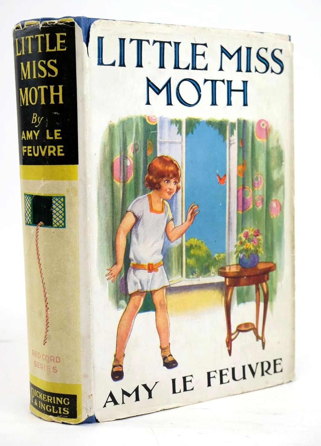Photo of LITTLE MISS MOTH- Stock Number: 1319575
