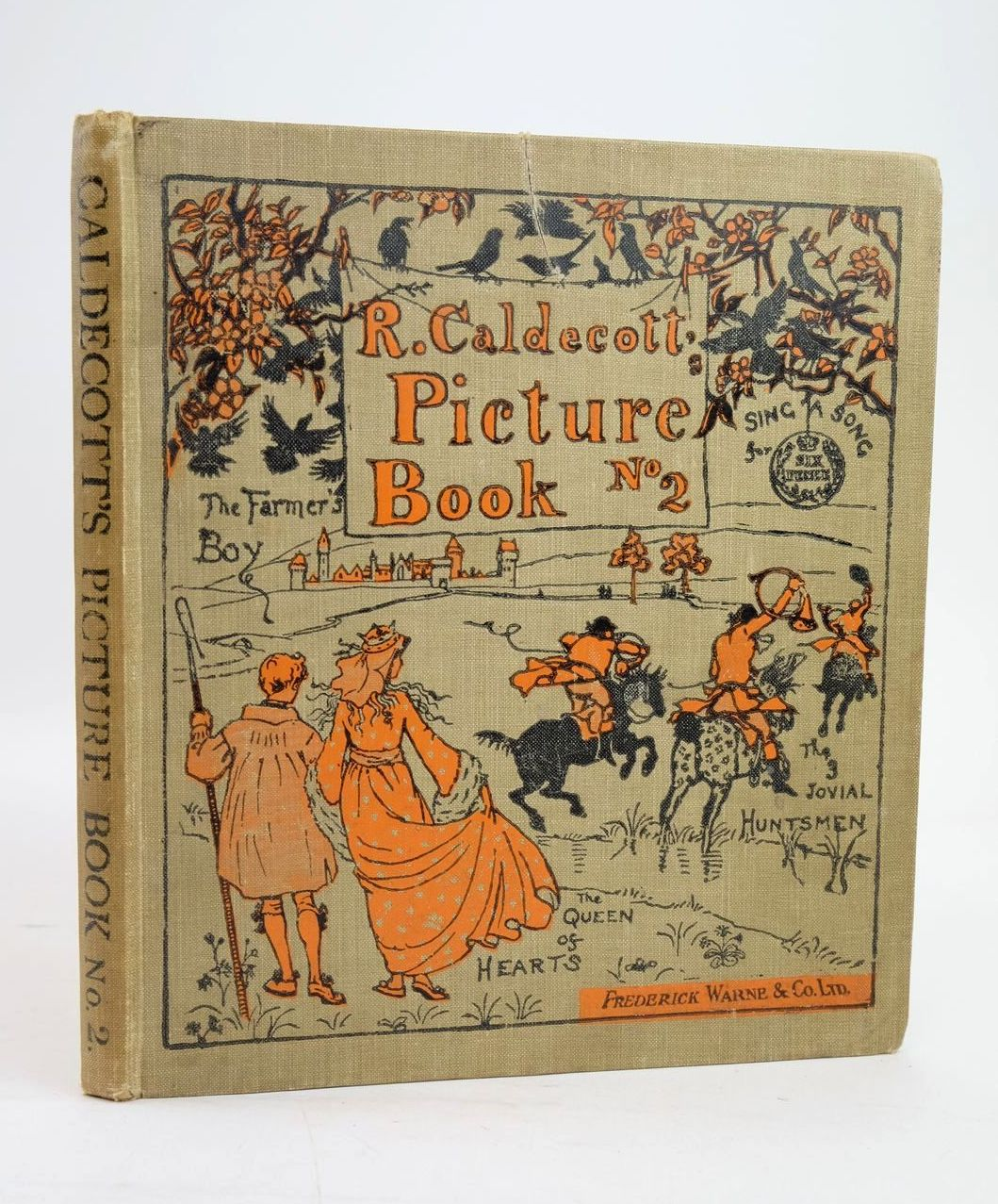 Photo of R. CALDECOTT'S PICTURE BOOK No. 2- Stock Number: 1319580