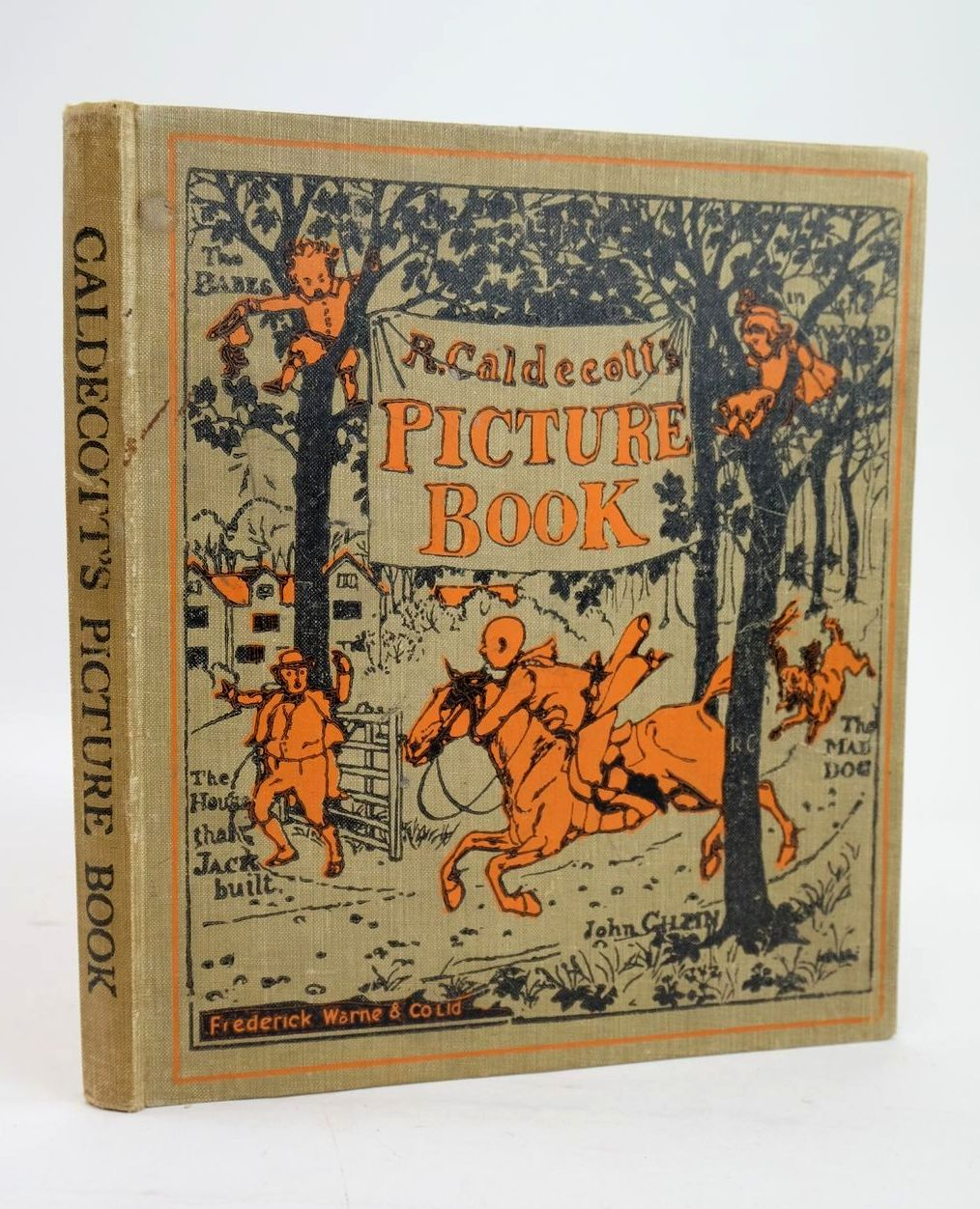 Photo of R. CALDECOTT'S PICTURE BOOK- Stock Number: 1319581