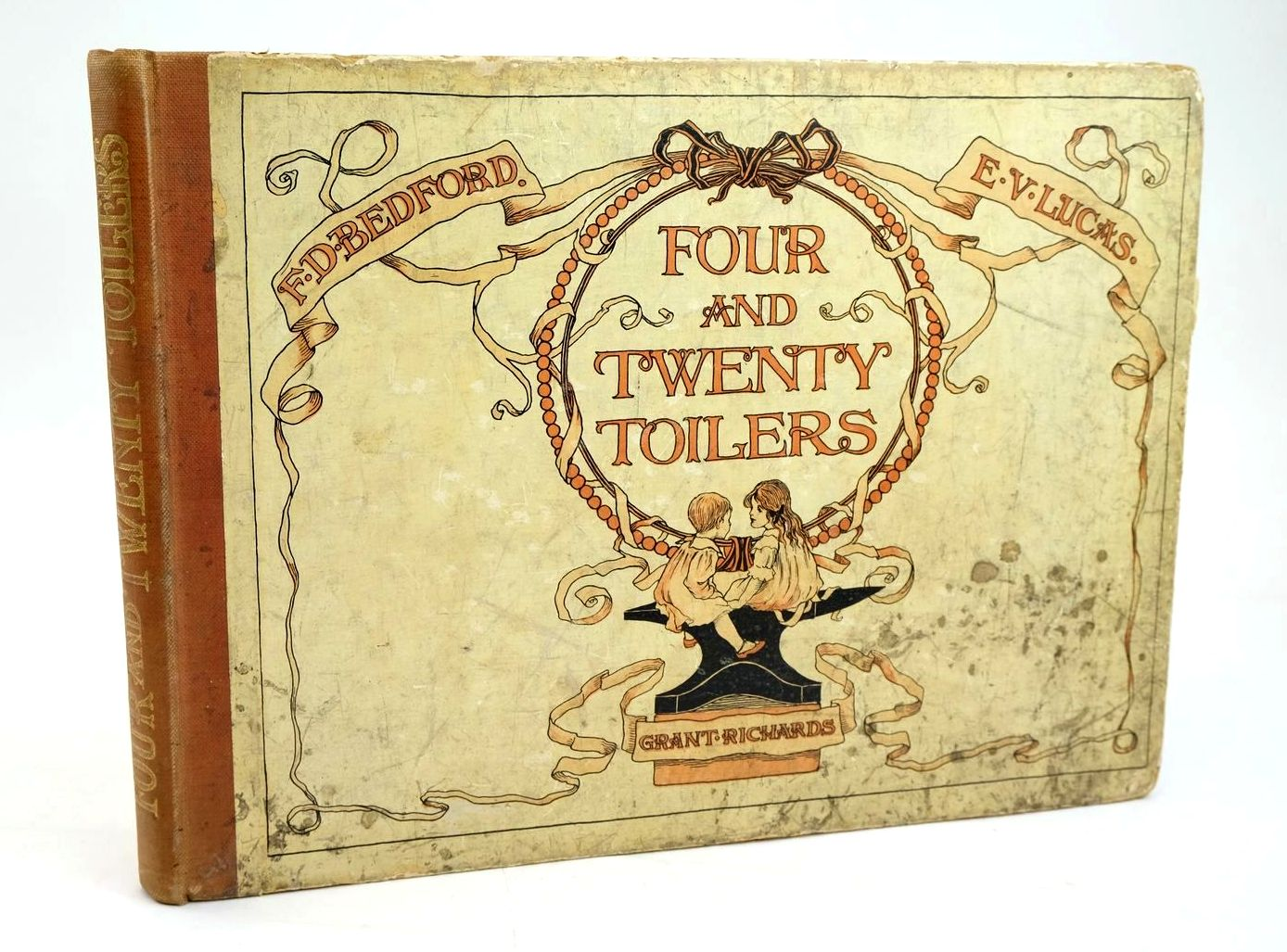 Photo of FOUR AND TWENTY TOILERS- Stock Number: 1319584