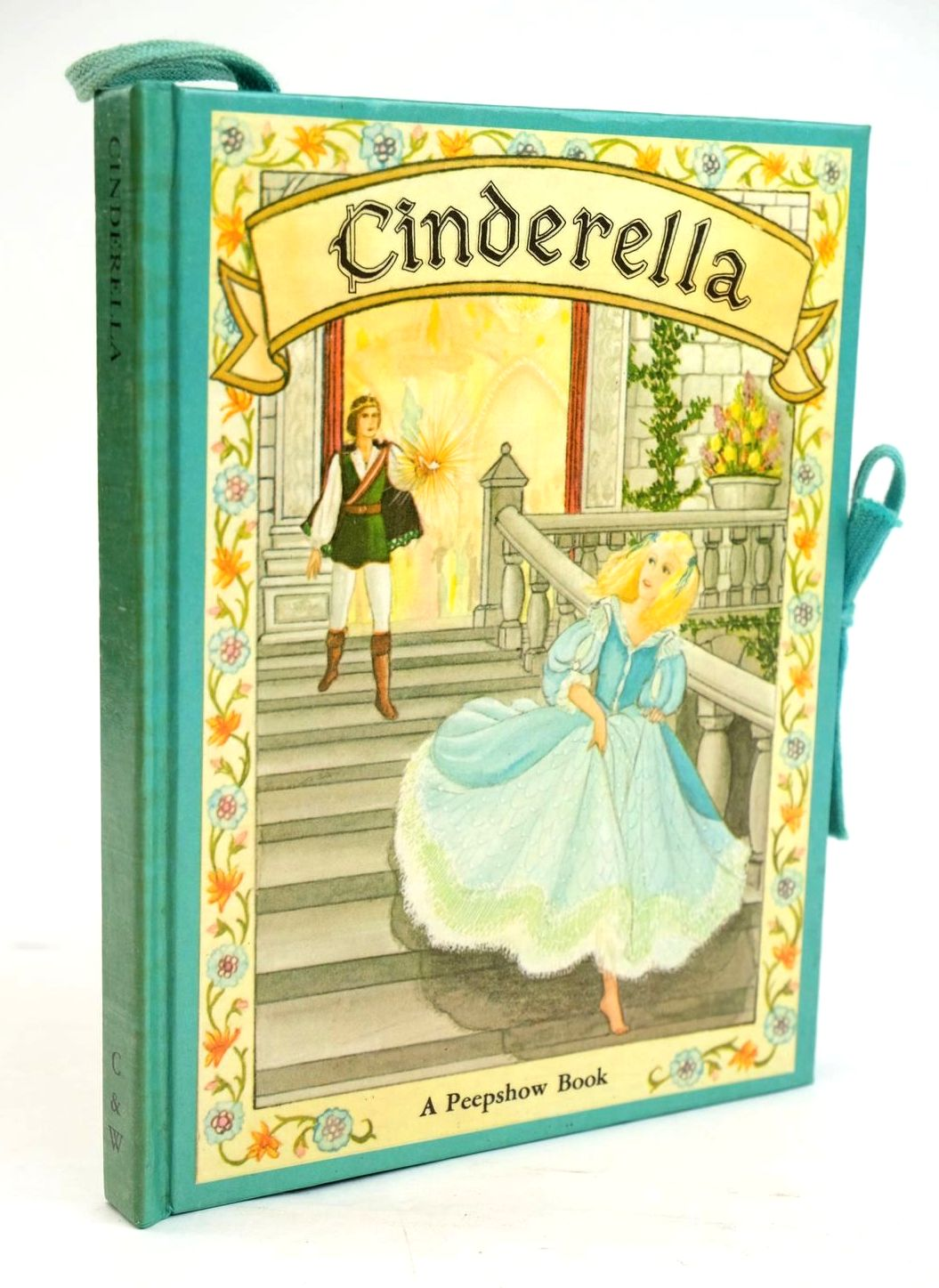 Photo of CINDERELLA illustrated by Scott, Louise published by Chatto & Windus (STOCK CODE: 1319589)  for sale by Stella & Rose's Books
