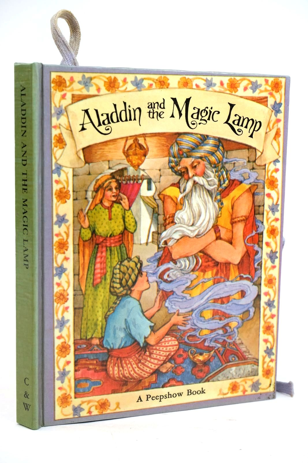Photo of ALADDIN AND THE MAGIC LAMP illustrated by Griffith, Linda published by Chatto & Windus (STOCK CODE: 1319595)  for sale by Stella & Rose's Books