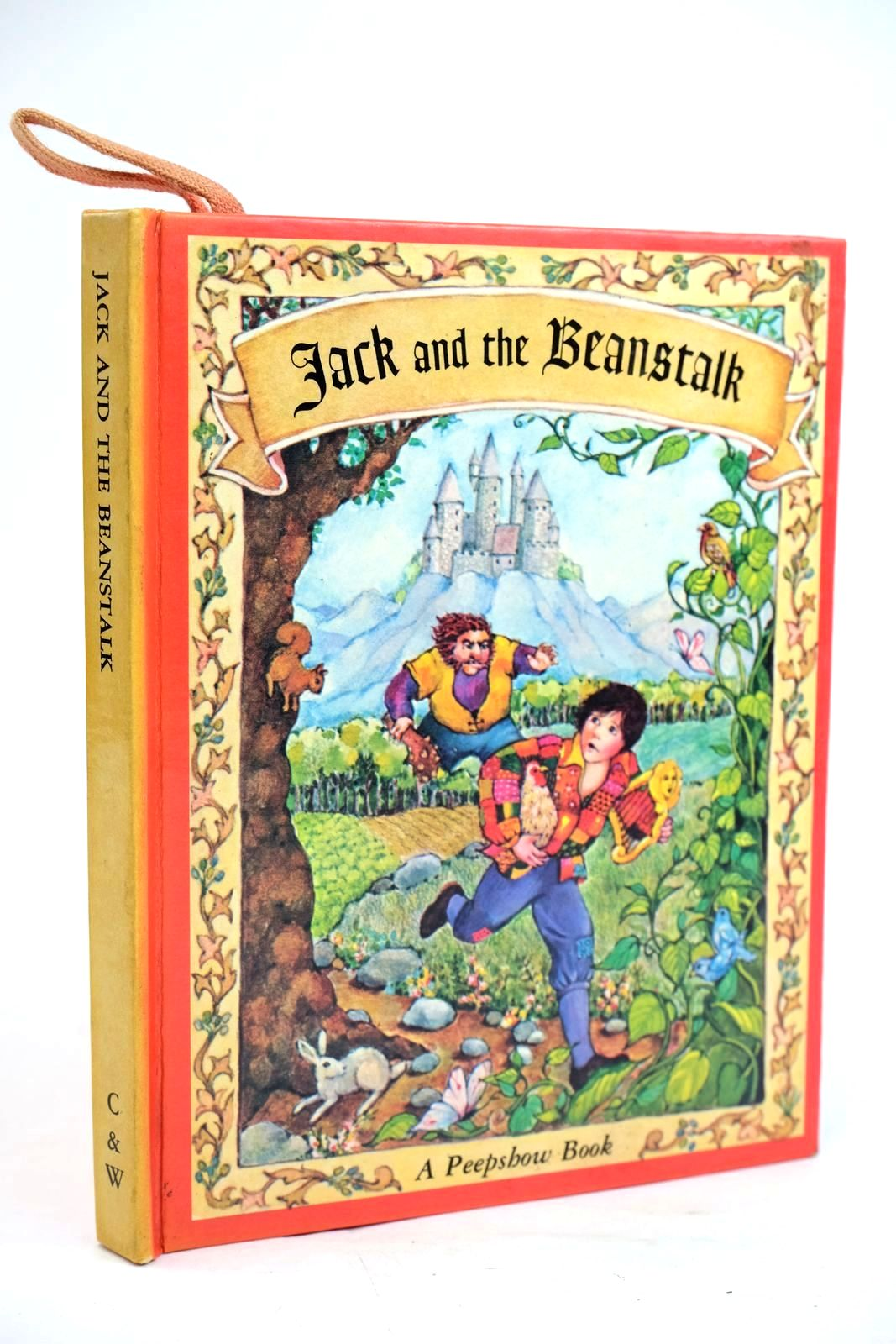 Photo of JACK AND THE BEANSTALK illustrated by Shepherd, Irana published by Chatto & Windus (STOCK CODE: 1319596)  for sale by Stella & Rose's Books