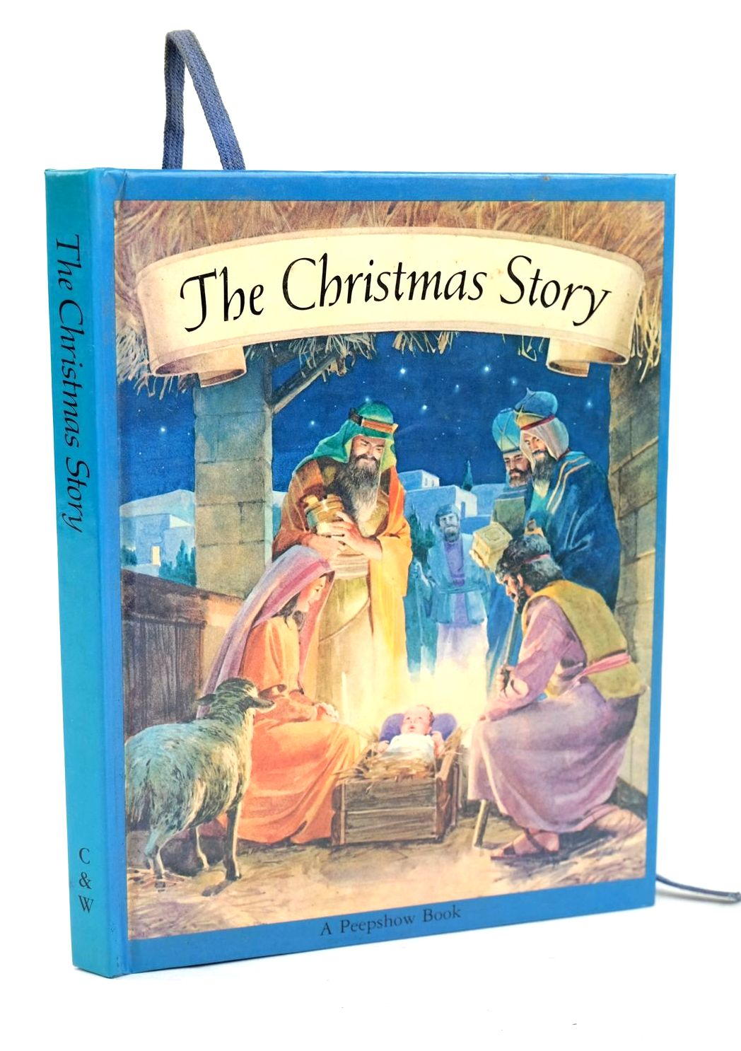Photo of THE CHRISTMAS STORY illustrated by Svensson, Borje published by Chatto & Windus (STOCK CODE: 1319598)  for sale by Stella & Rose's Books
