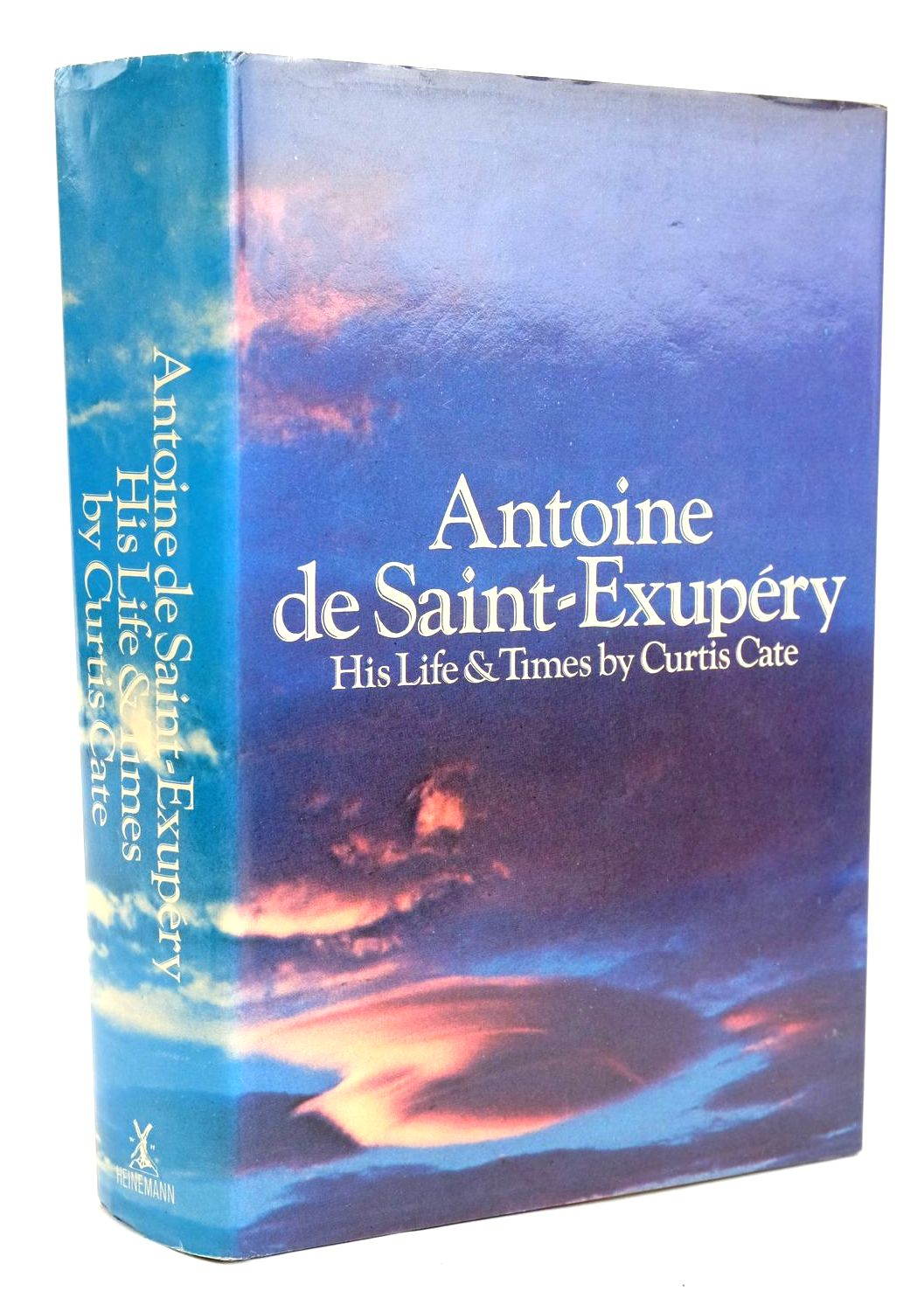 Photo of ANTOINE DE SAINT-EXUPERY HIS LIFE AND TIMES- Stock Number: 1319600