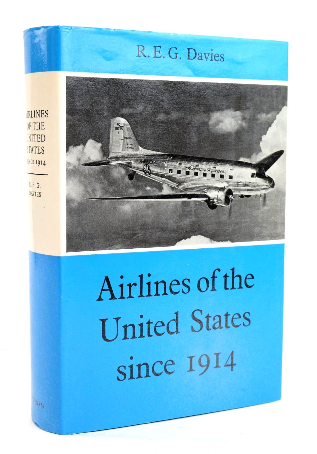 Photo of AIRLINES OF THE UNITED STATES SINCE 1914- Stock Number: 1319601