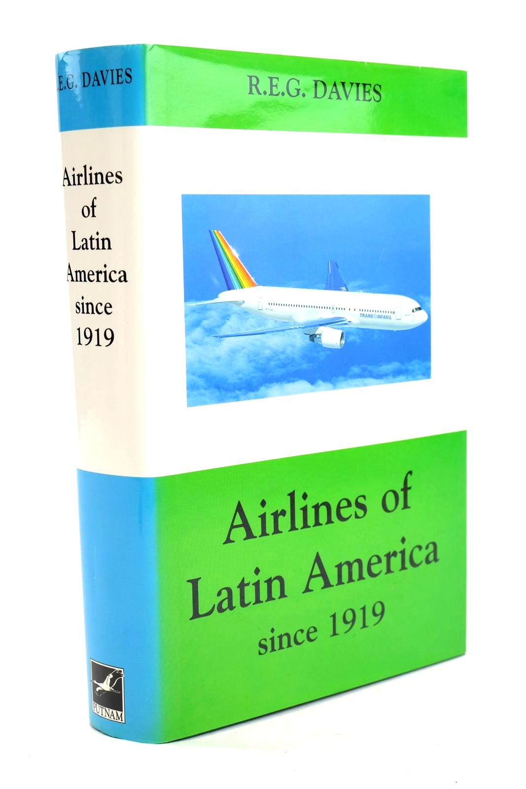 Photo of AIRLINES OF THE LATIN AMERICA SINCE 1919- Stock Number: 1319602