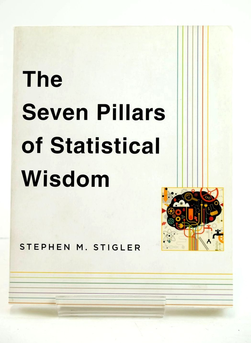 Photo of THE SEVEN PILLARS OF STATISTICAL WISDOM- Stock Number: 1319608