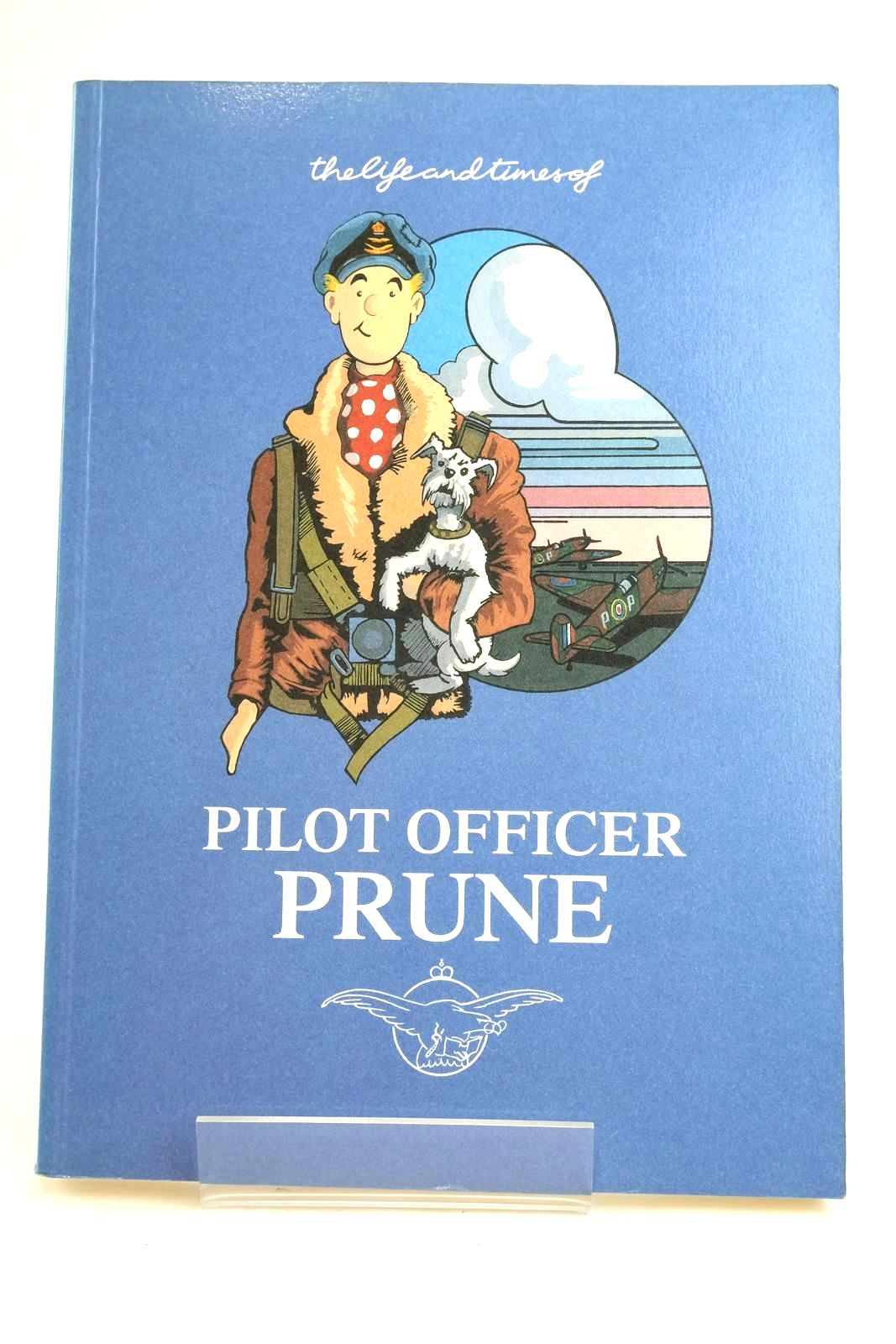 Photo of THE LIFE AND TIMES OF PILOT OFFICER PRUNE written by Hamilton, Tim illustrated by Hamilton, Tim published by HMSO (STOCK CODE: 1319609)  for sale by Stella & Rose's Books