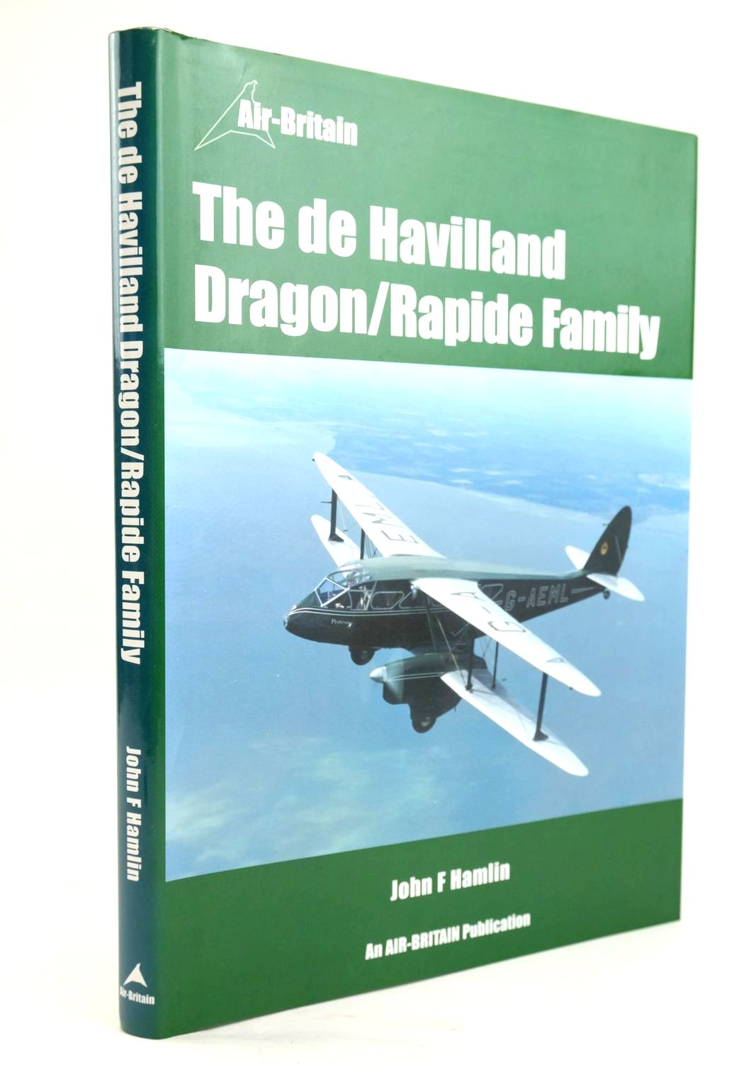 Photo of THE DE HAVILLAND DRAGON / RAPIDE FAMILY written by Hamlin, John F. published by Air-Britain (Historians) Ltd. (STOCK CODE: 1319618)  for sale by Stella & Rose's Books