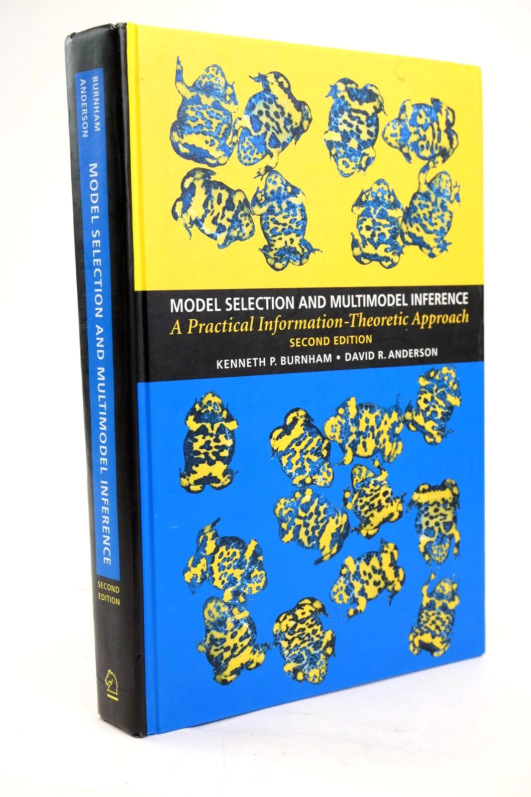 Photo of MODEL SELECTION AND MULTIMODEL INFERENCE written by Burnham, Kenneth P. Anderson, David R. published by Springer (STOCK CODE: 1319622)  for sale by Stella & Rose's Books