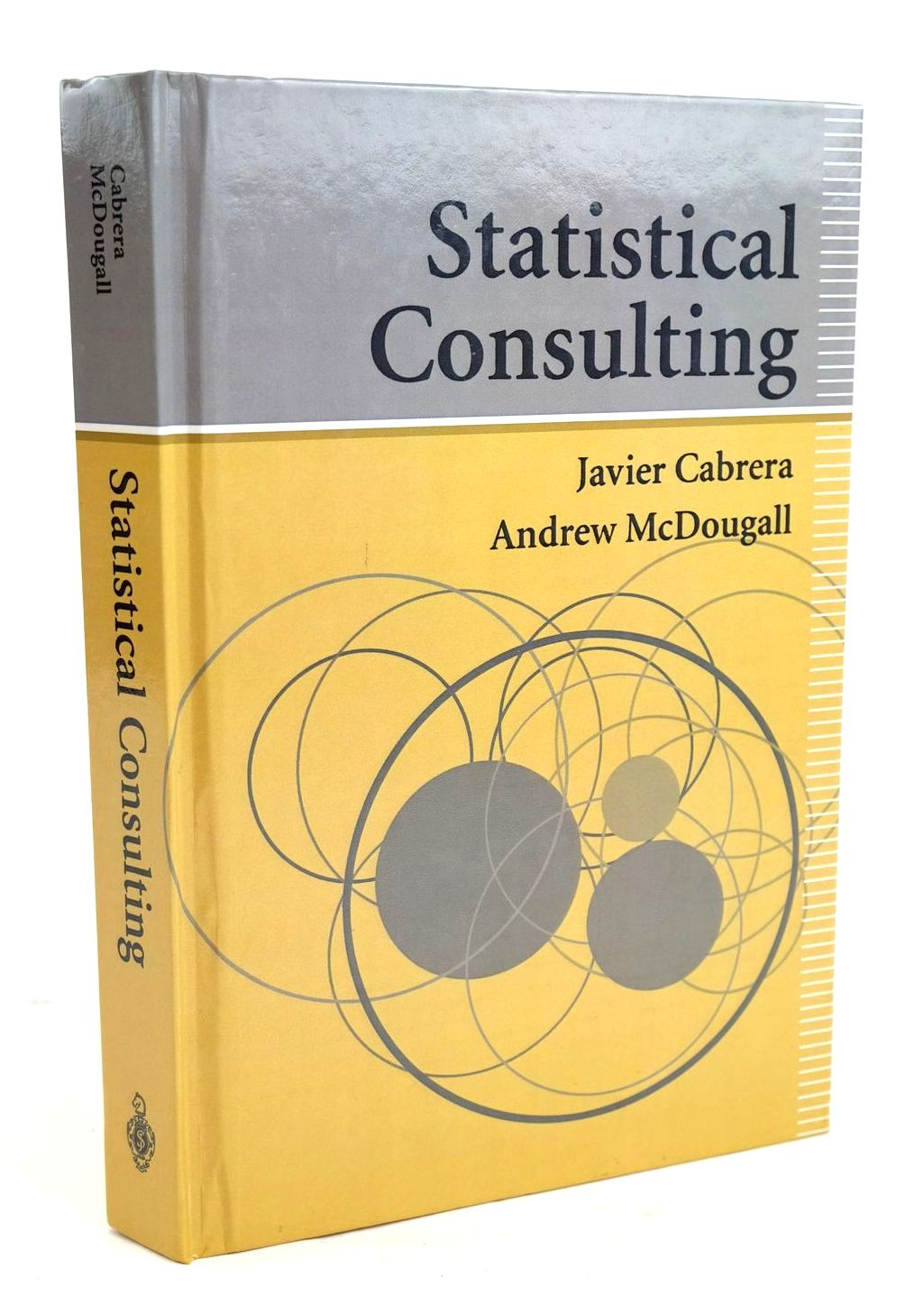 Photo of STATISTICAL CONSULTING written by Cabrera, Javier McDougall, Andrew published by Springer-Verlag (STOCK CODE: 1319631)  for sale by Stella & Rose's Books