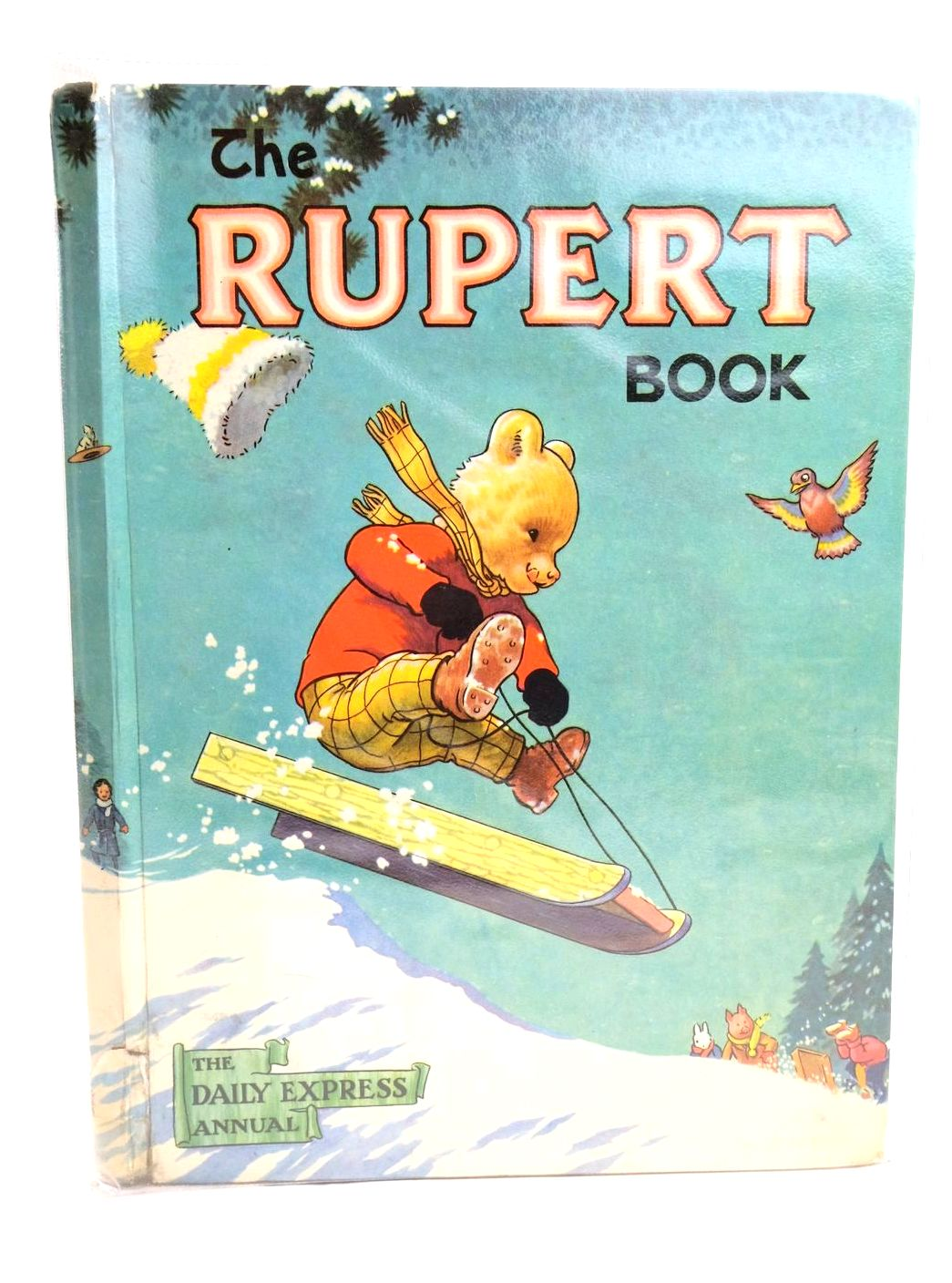 Photo of RUPERT ANNUAL 1956 - THE RUPERT BOOK- Stock Number: 1319641