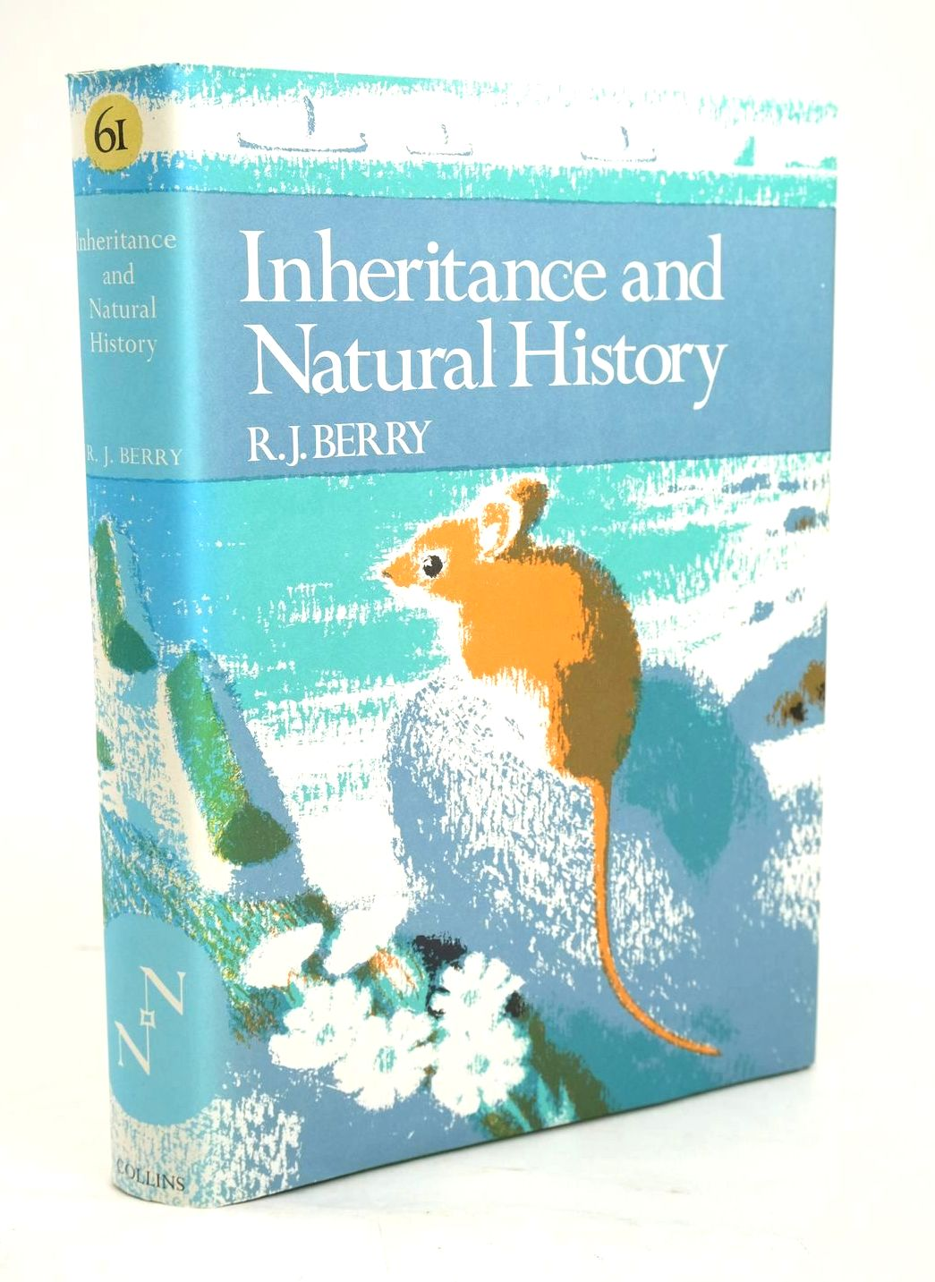 Photo of INHERITANCE AND NATURAL HISTORY (NN 61)- Stock Number: 1319642