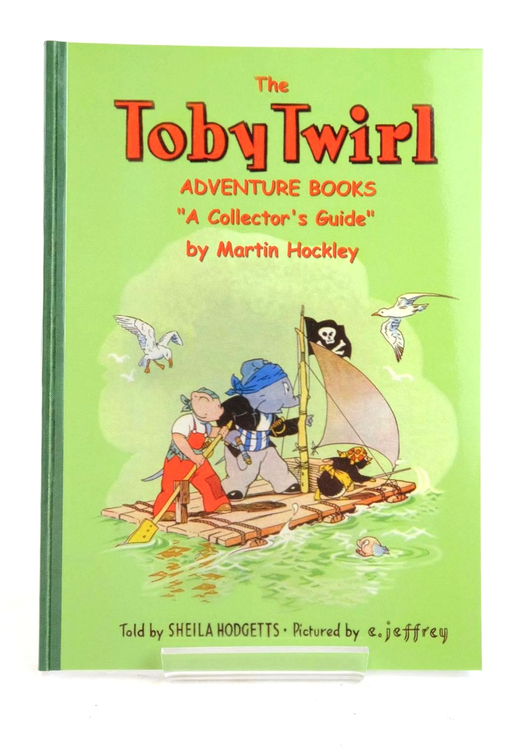 Photo of THE TOBY TWIRL ADVENTURE BOOKS A COLLECTOR'S GUIDE- Stock Number: 1319643
